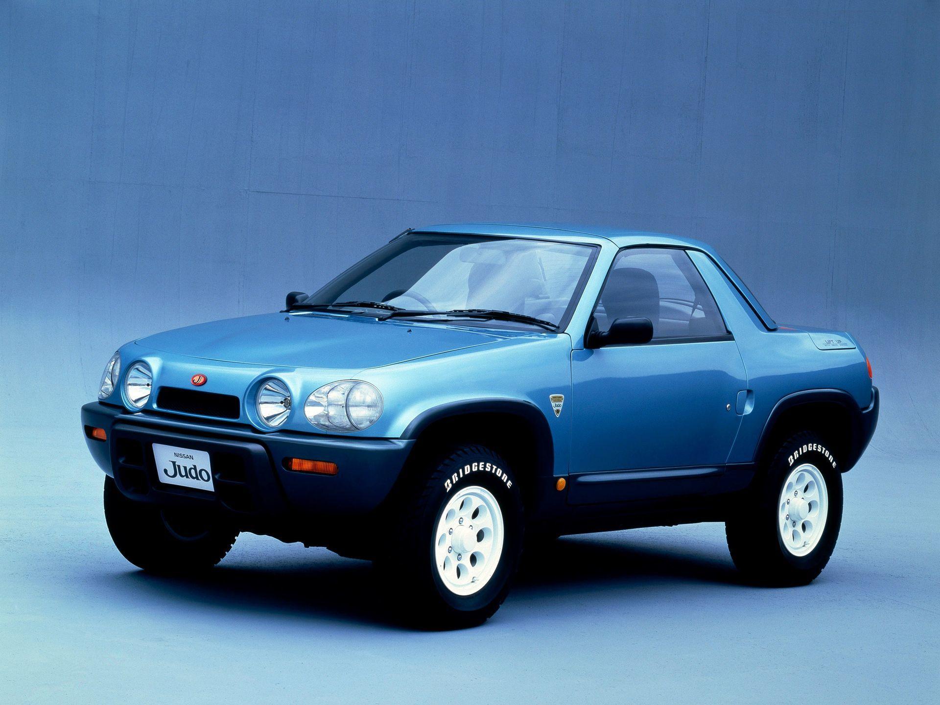 Nissan Judo Concept 18