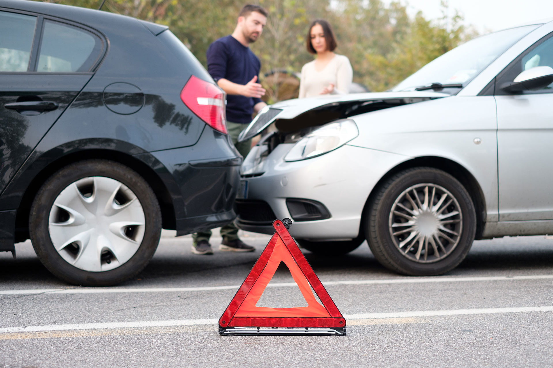Accidente Alcance Culpa
