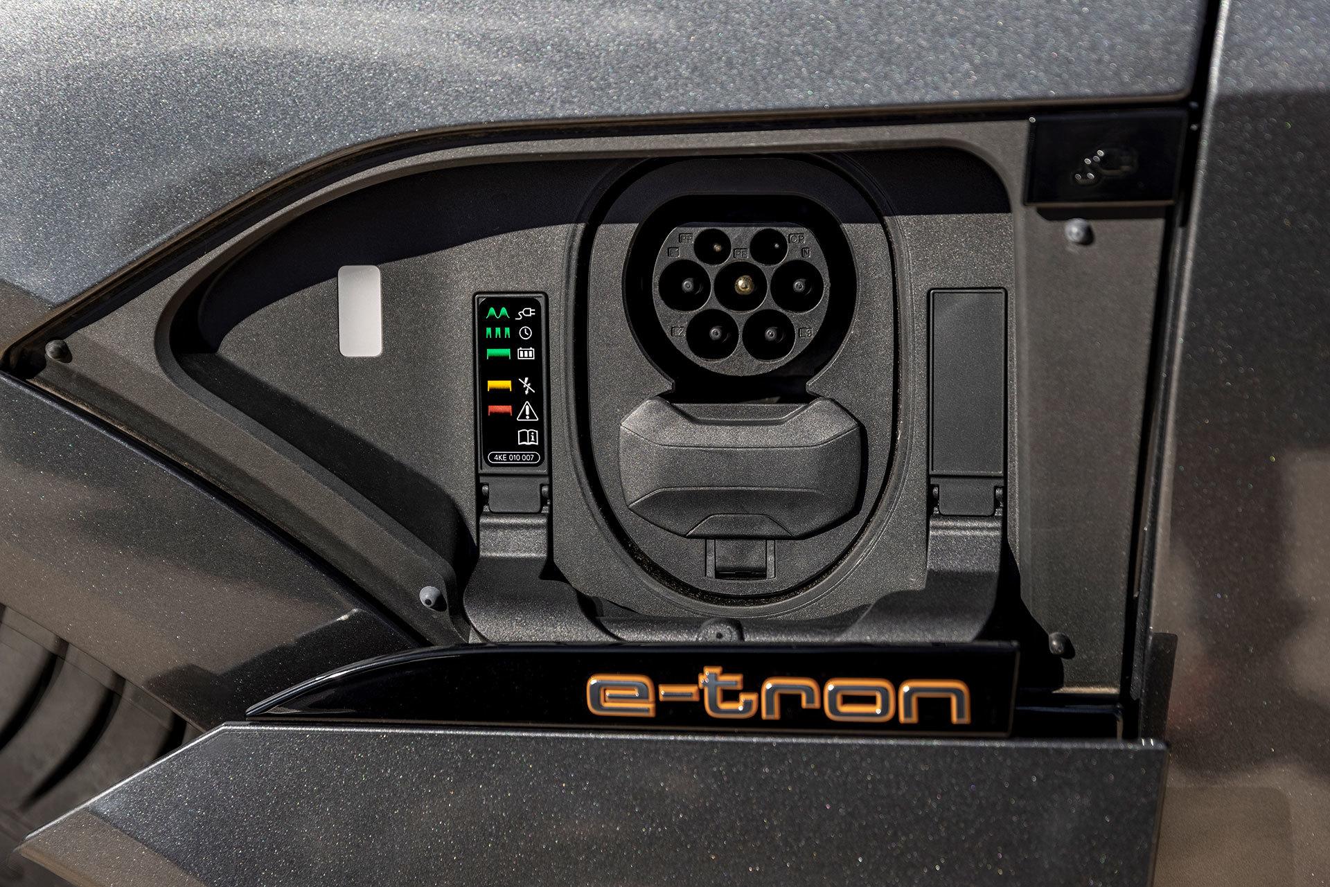 Audi E Tron Sportback 2020 Prueba 03