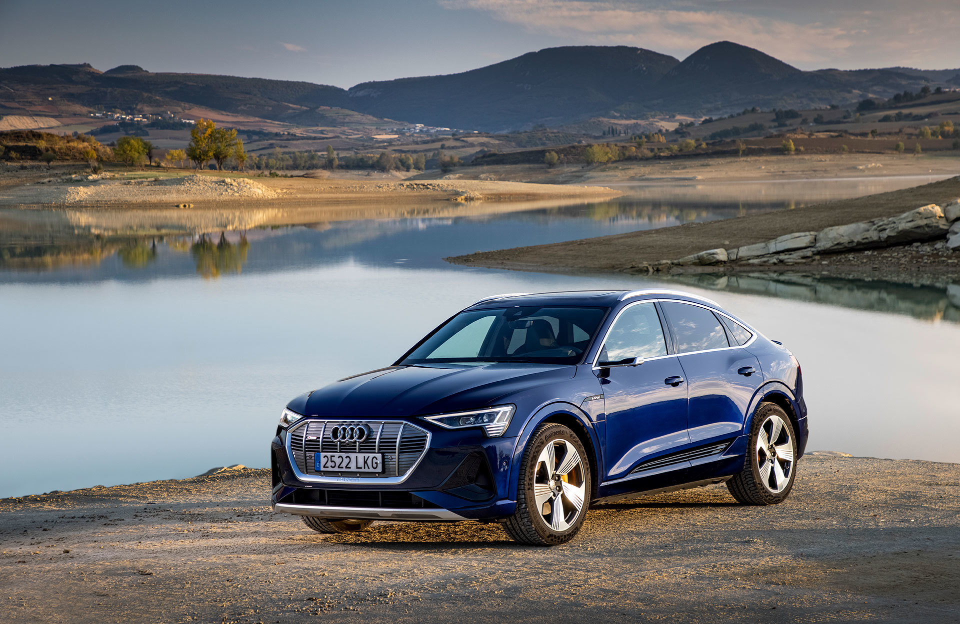 Audi E Tron Sportback 2020 Prueba 40
