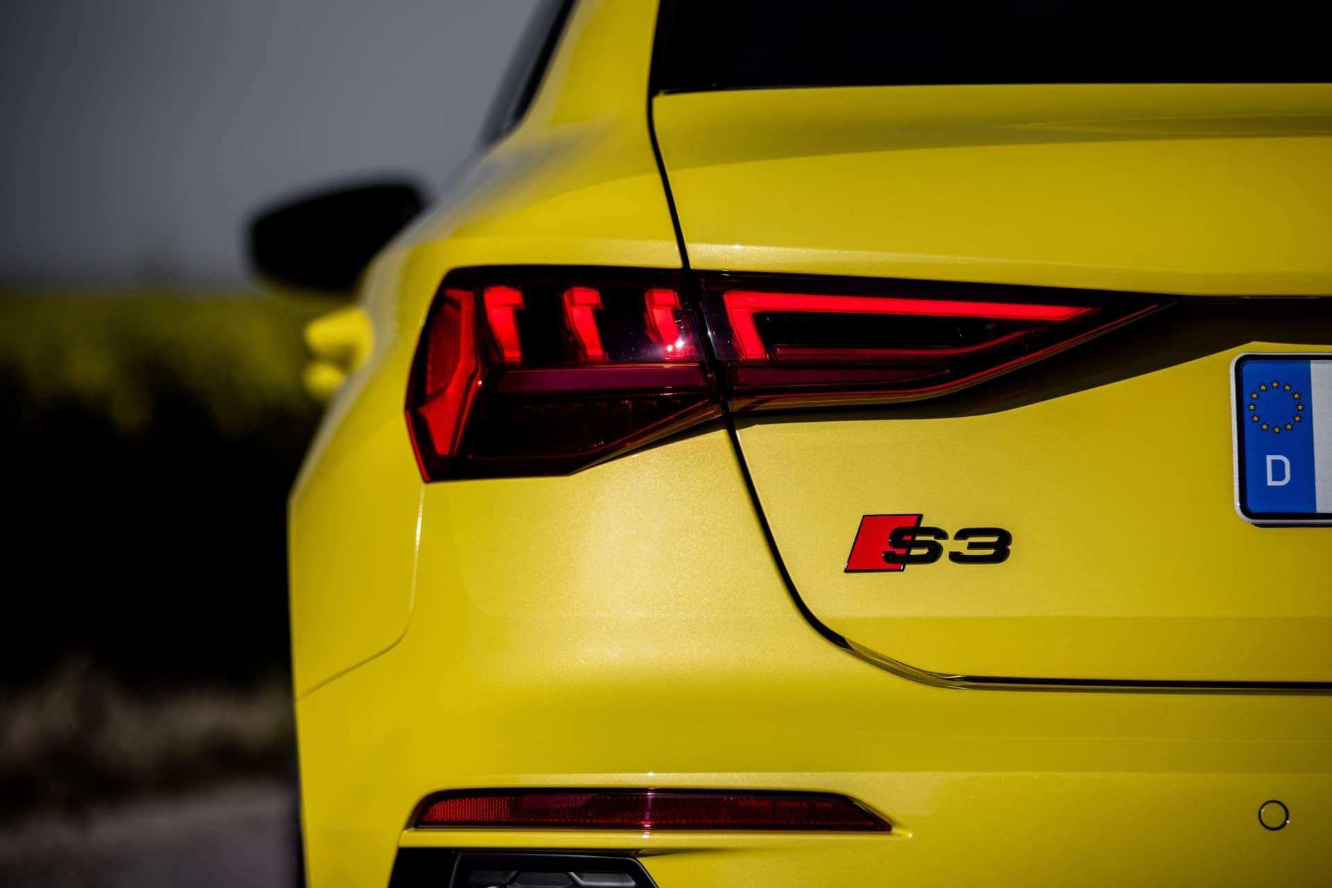 Audi S3 Sportback 7