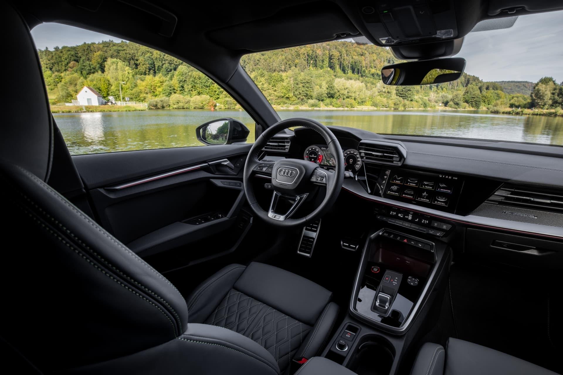 Audi S3 Sportback 8