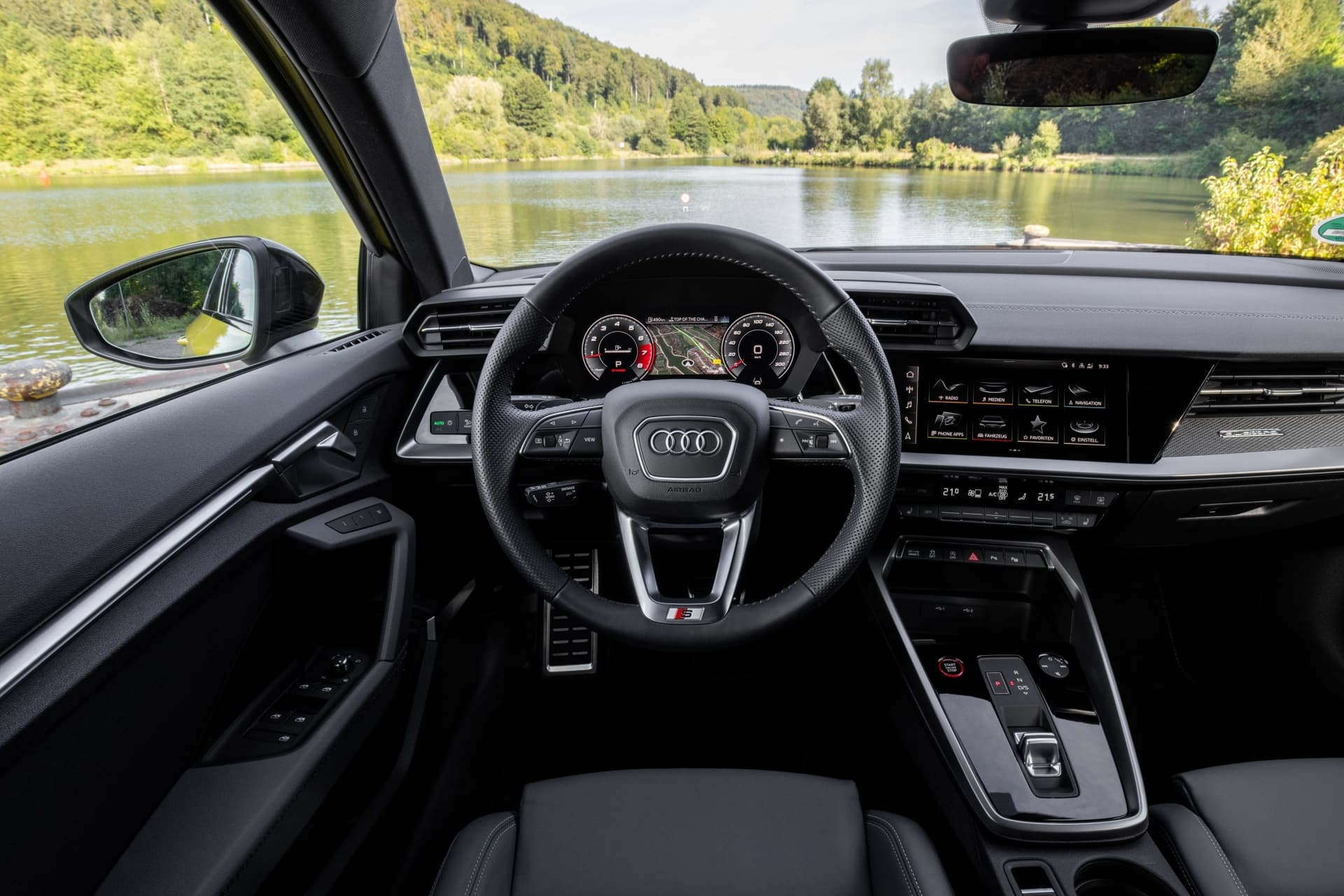 Audi S3 Sportback 9
