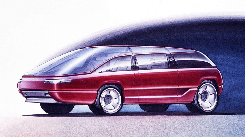 Bertone Genesis 1988 13