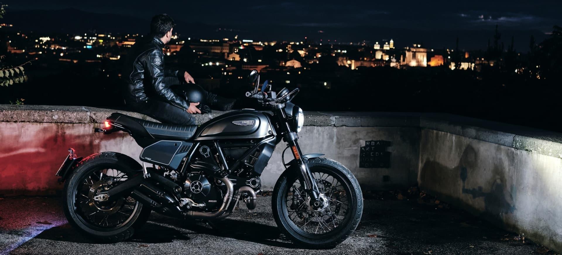 Dgt Puntos Ducati Scrambler Motos