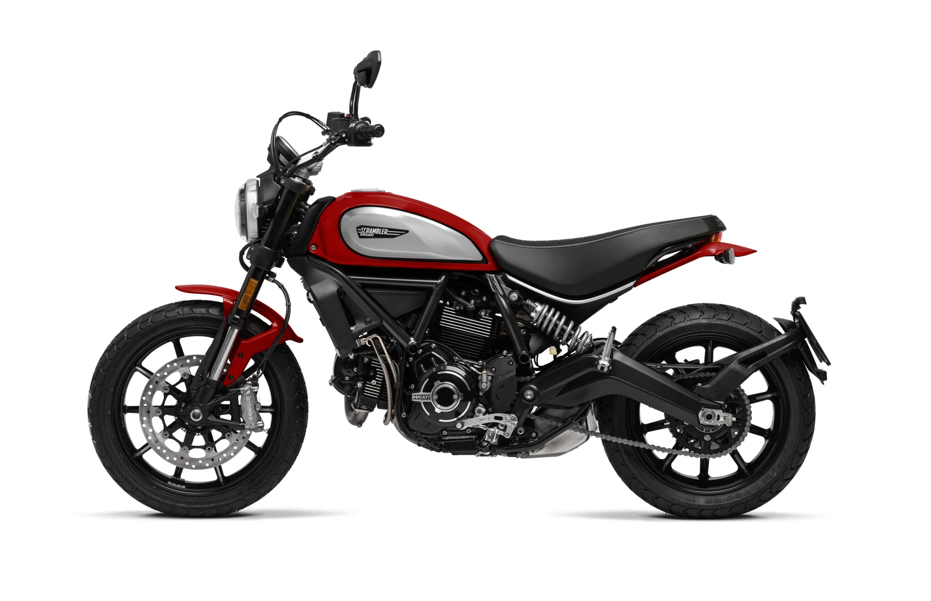 Ducati Scrambler 2021 Icon Red 01