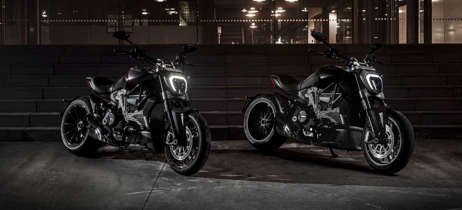 Ducati Xdiavel 2021 Portada