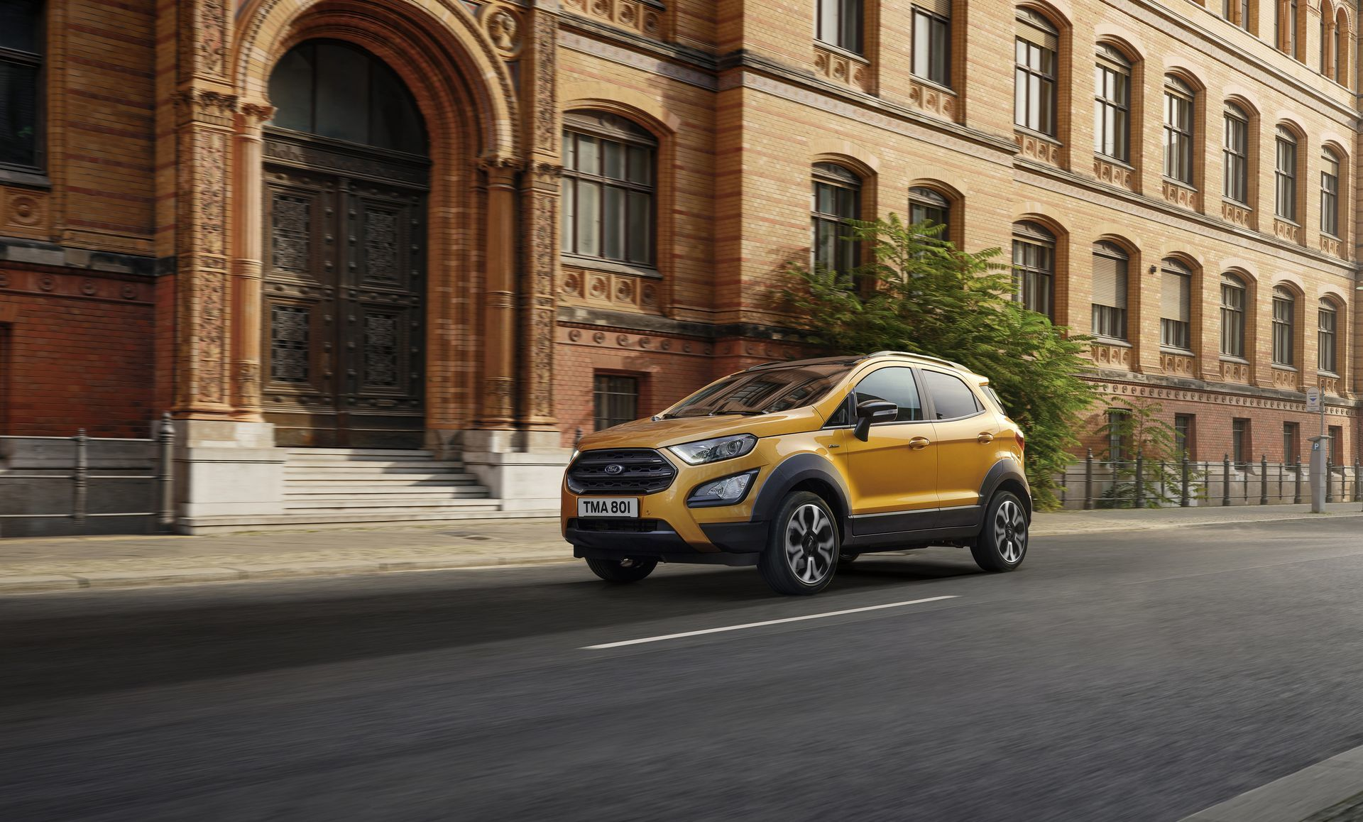 Ford Ecosport Active 2021 2