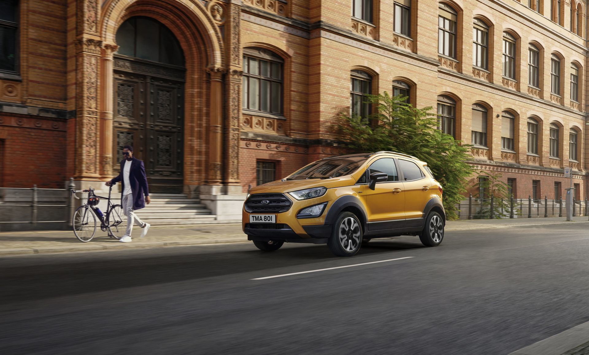 Ford Ecosport Active 2021 3