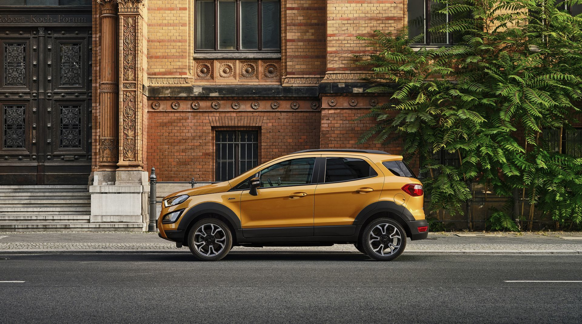 Ford Ecosport Active 2021 5