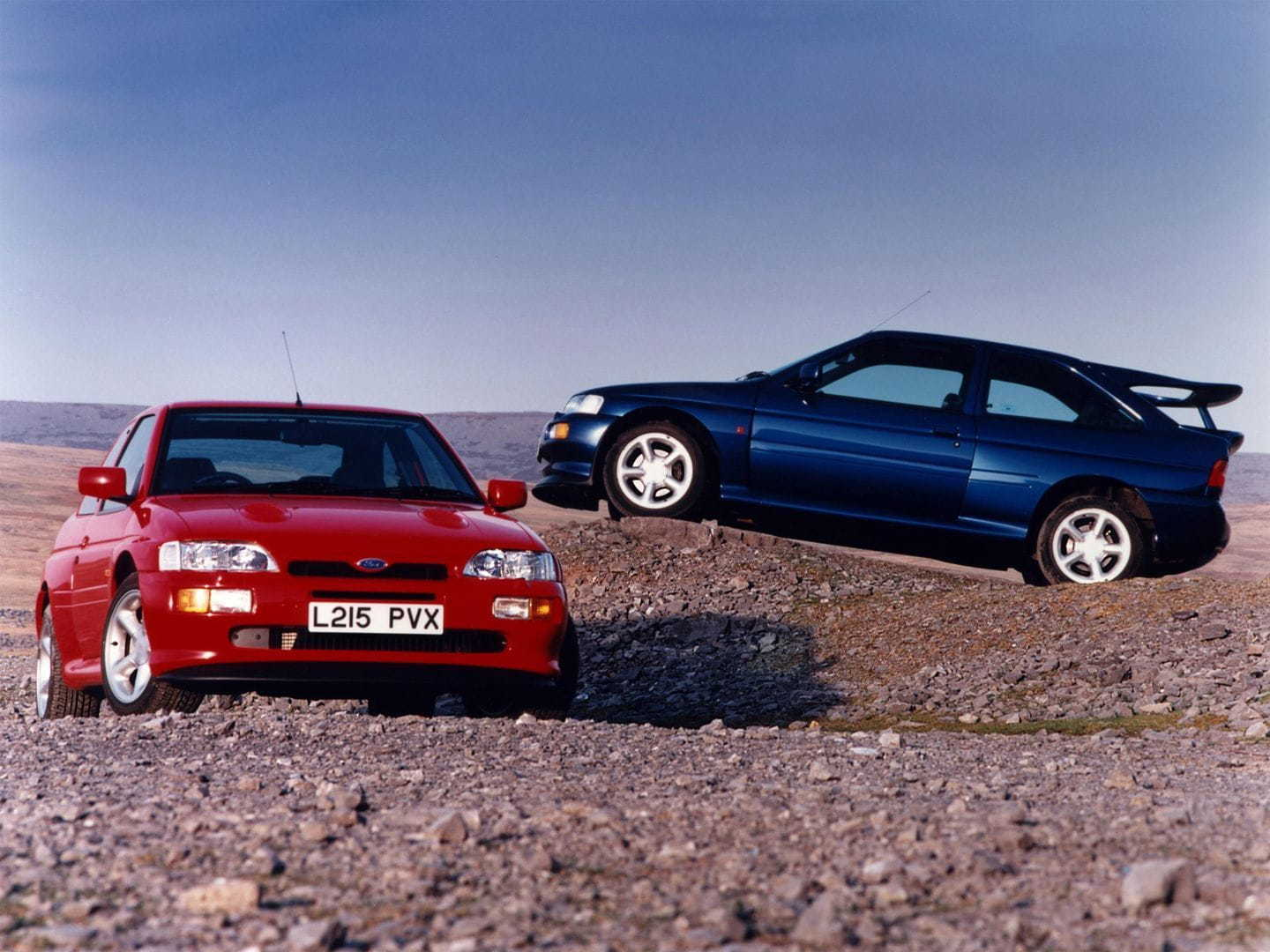 Ford Escort Cosworth Anos 90