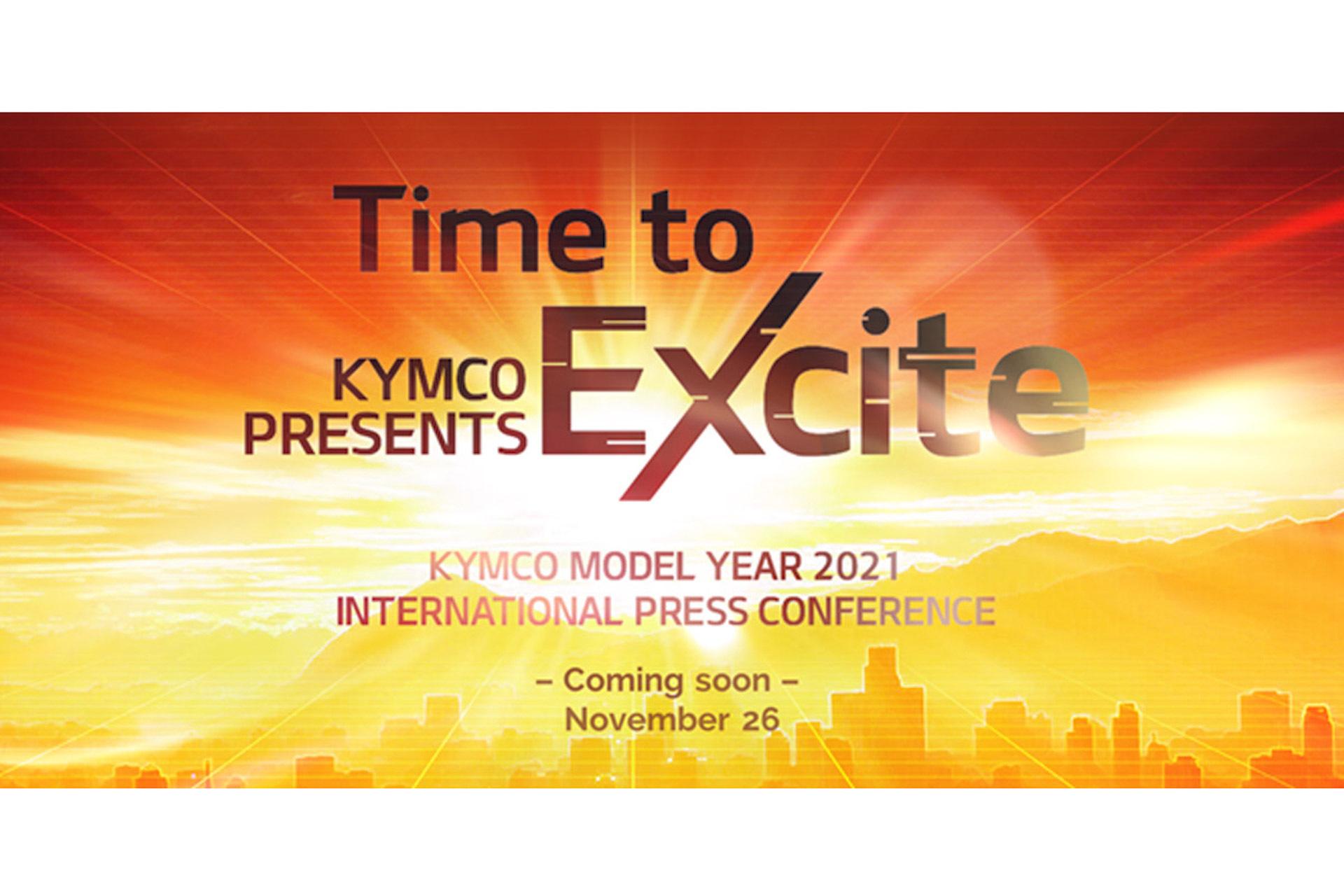 Kymco Presentacion 2020