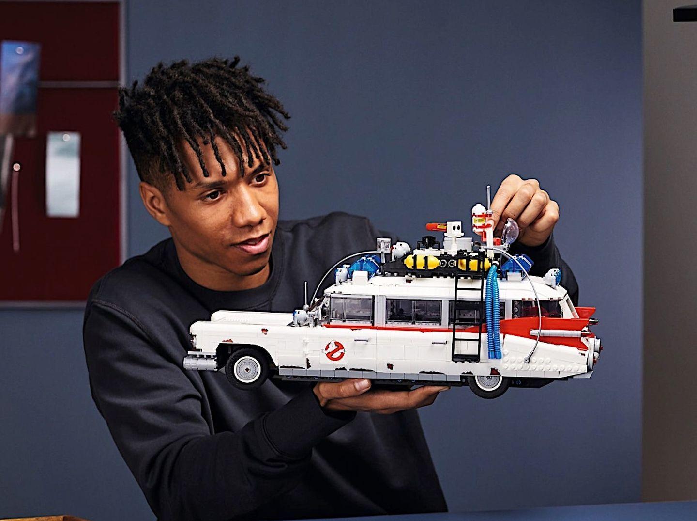 Lego Cazafantasmas 1
