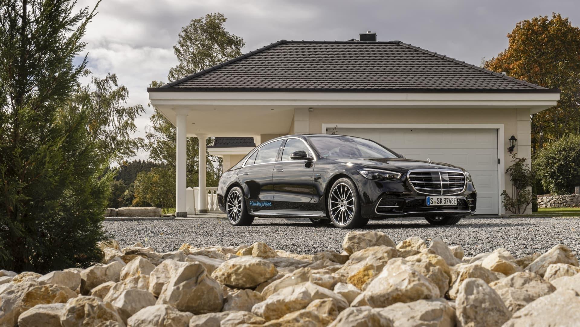 Mercedes Clase S 2021 Phev 01