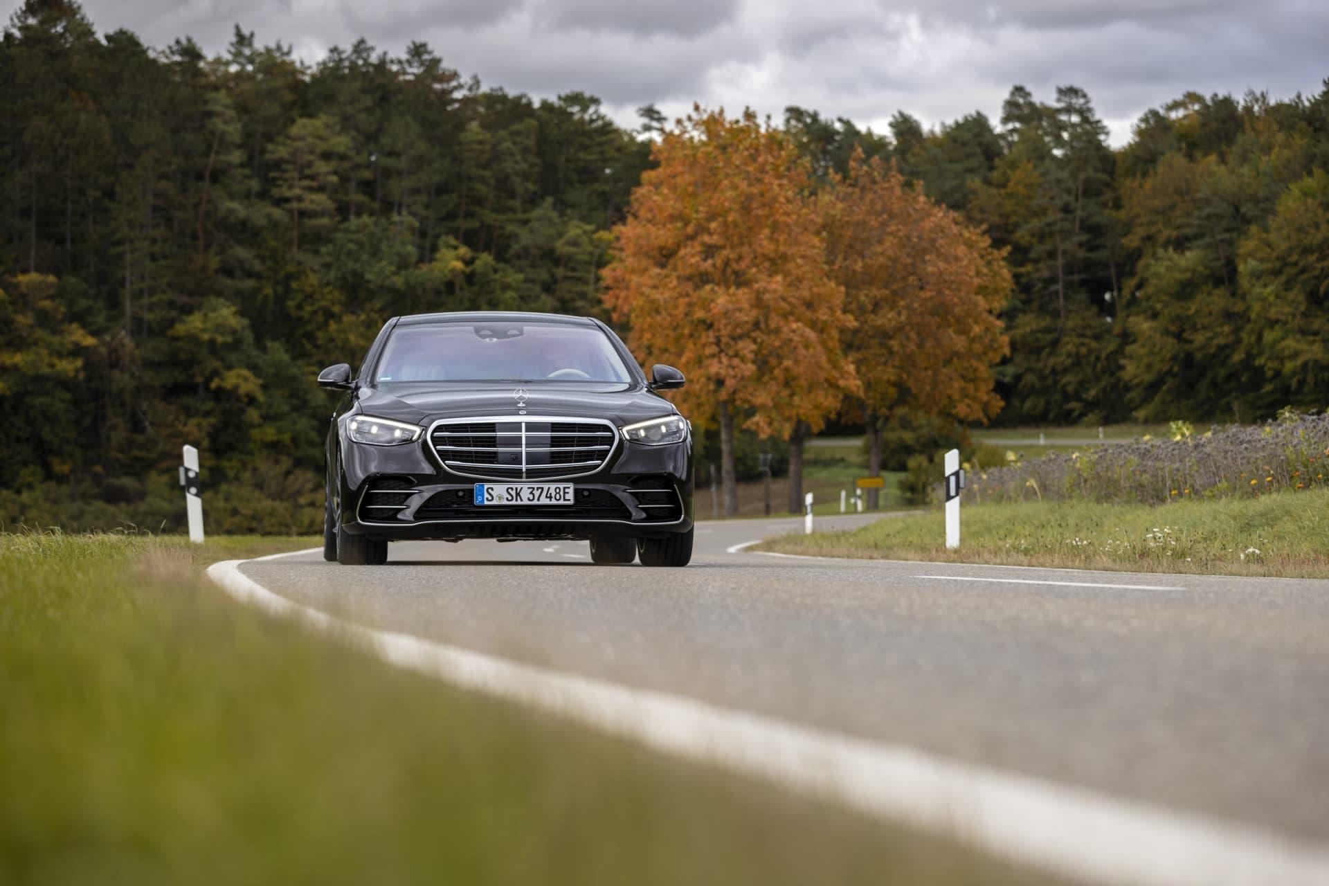Mercedes Clase S 2021 Phev 02