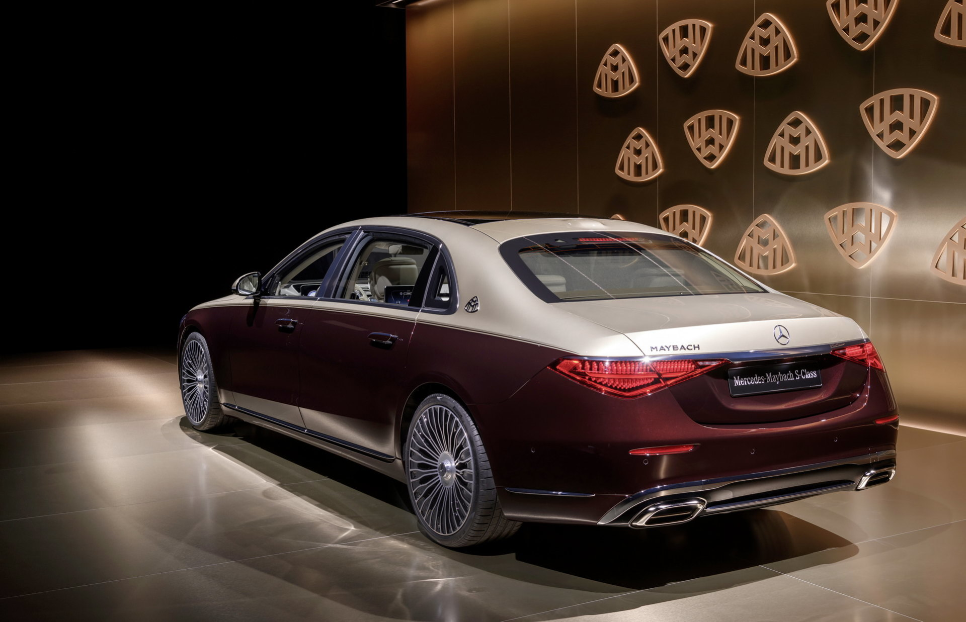 Mercedes Maybach Clase S 2021 146