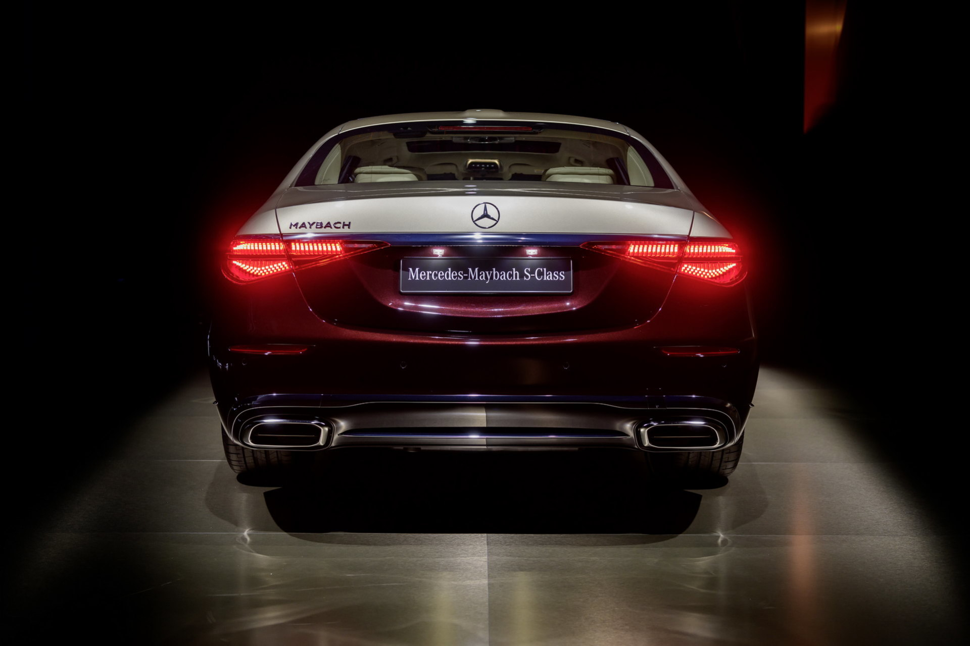 Mercedes Maybach Clase S 2021 147