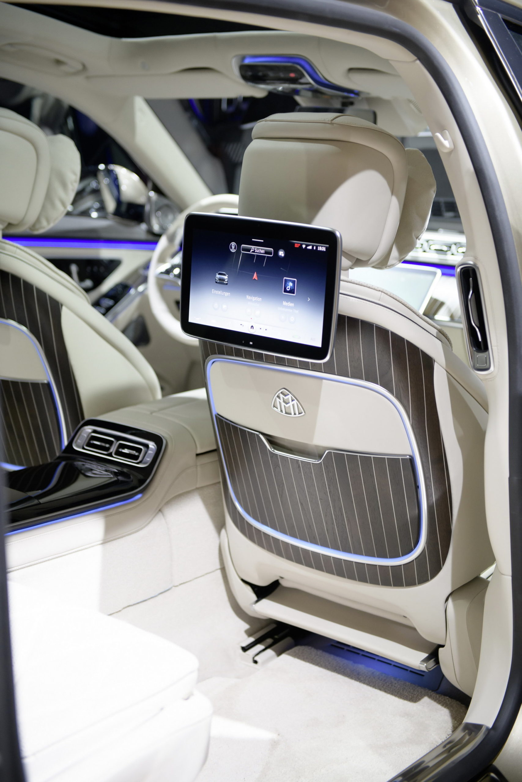 Mercedes Maybach Clase S 2021 149