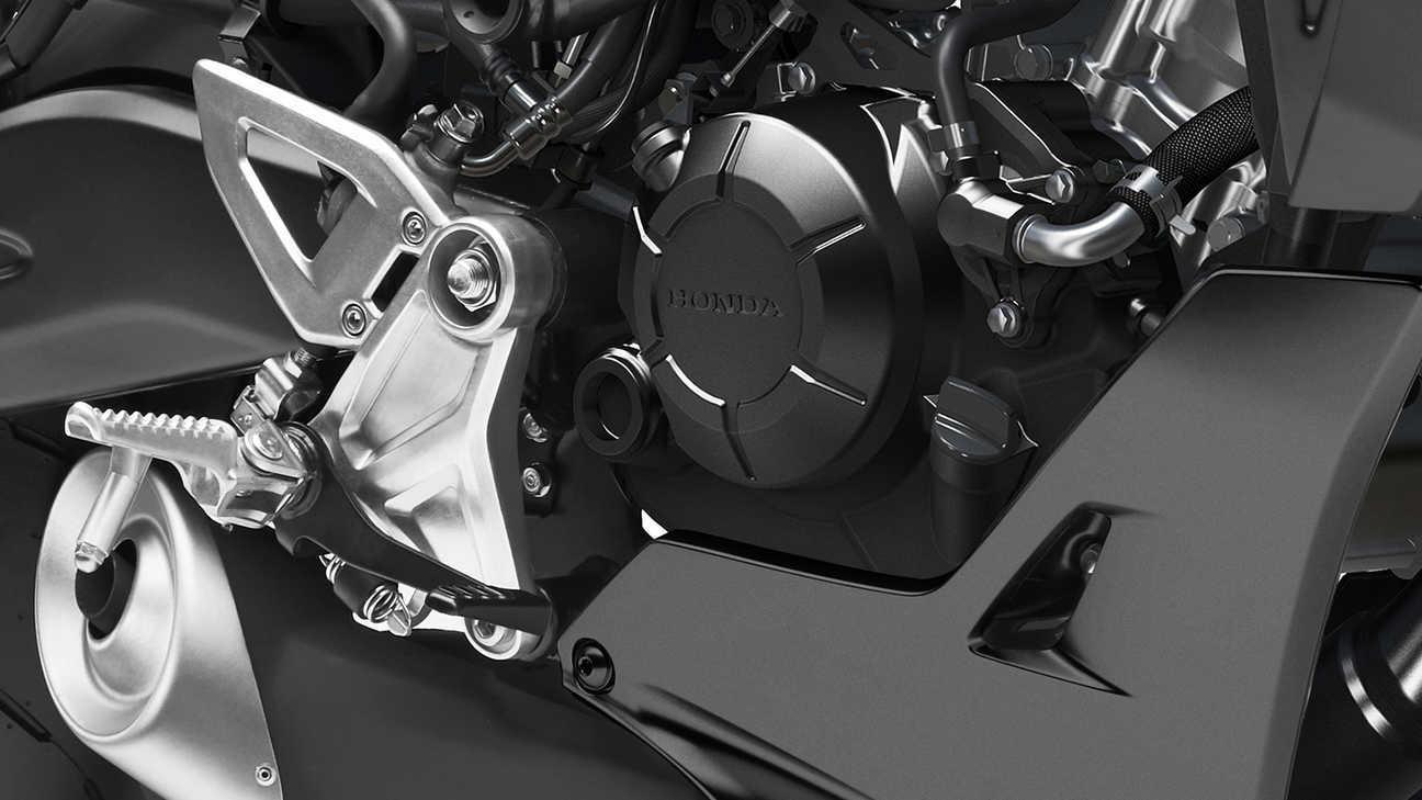 Moto Honda Cb125r Motor