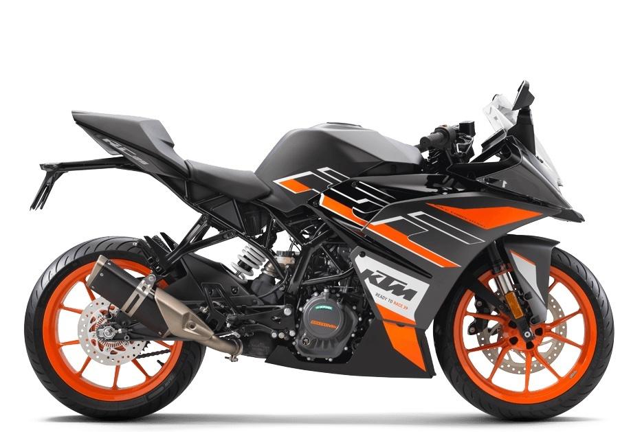 Moto Ktm Rc 125