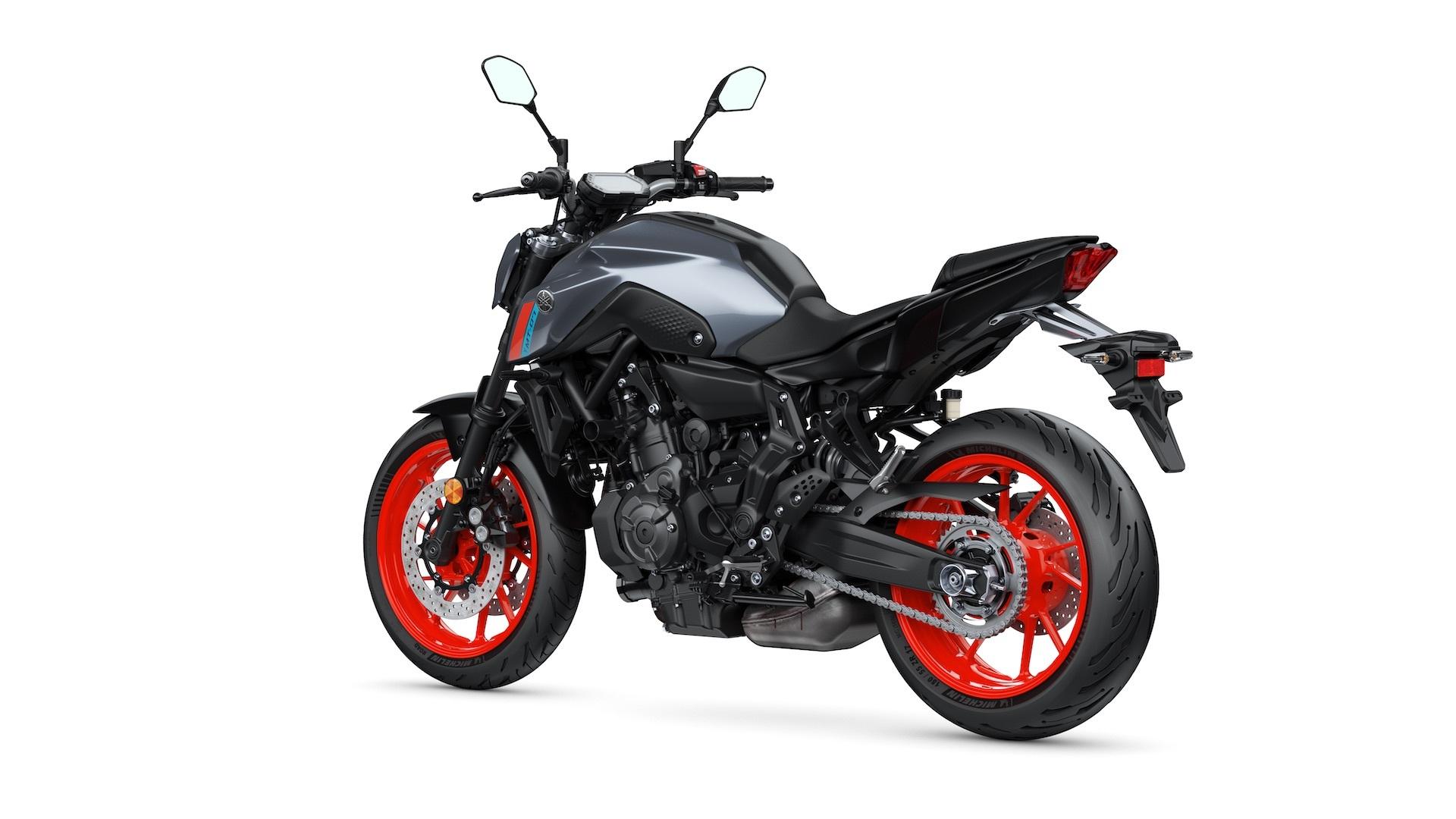 Moto Yamaha Mt07 2021 Estudio4