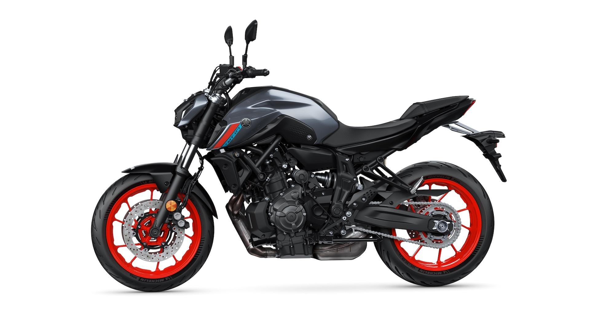 Moto Yamaha Mt07 2021 Estudio5