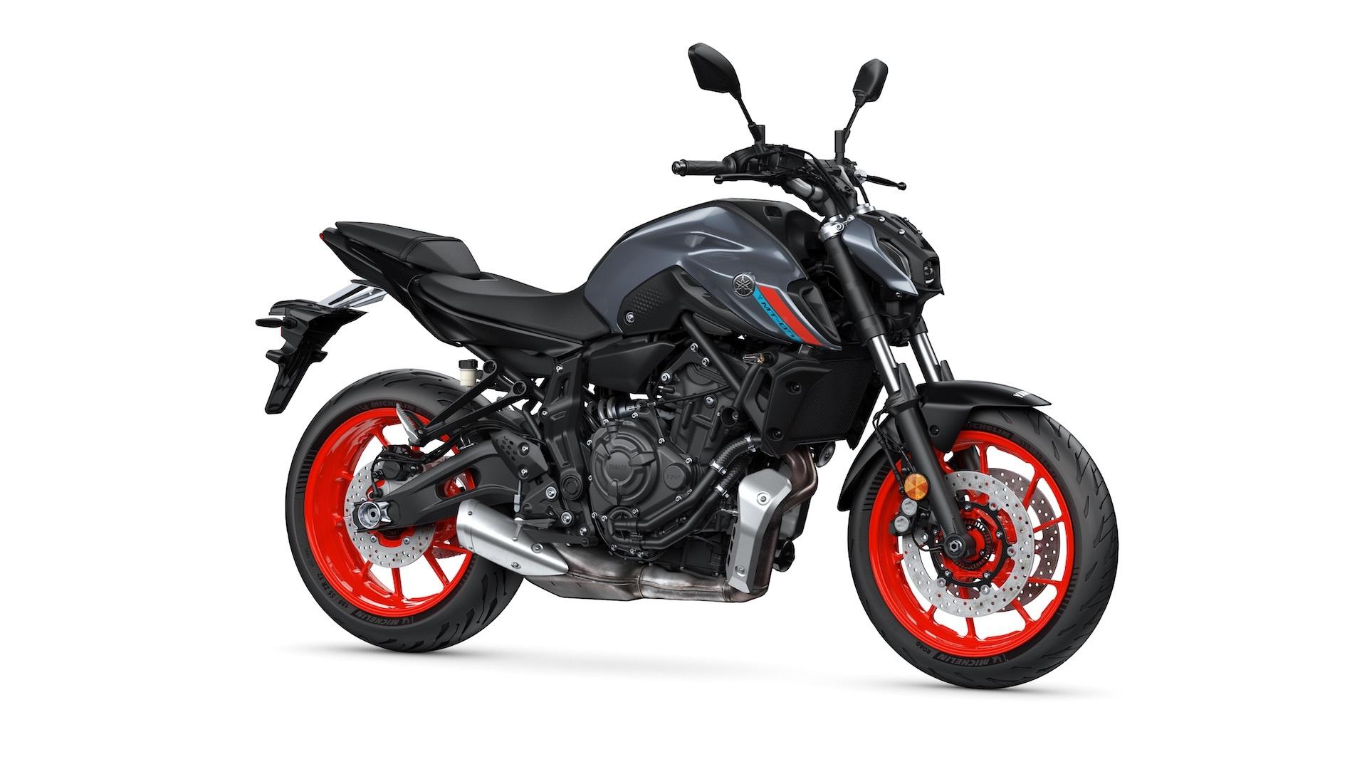 Moto Yamaha Mt07 2021 Estudio6