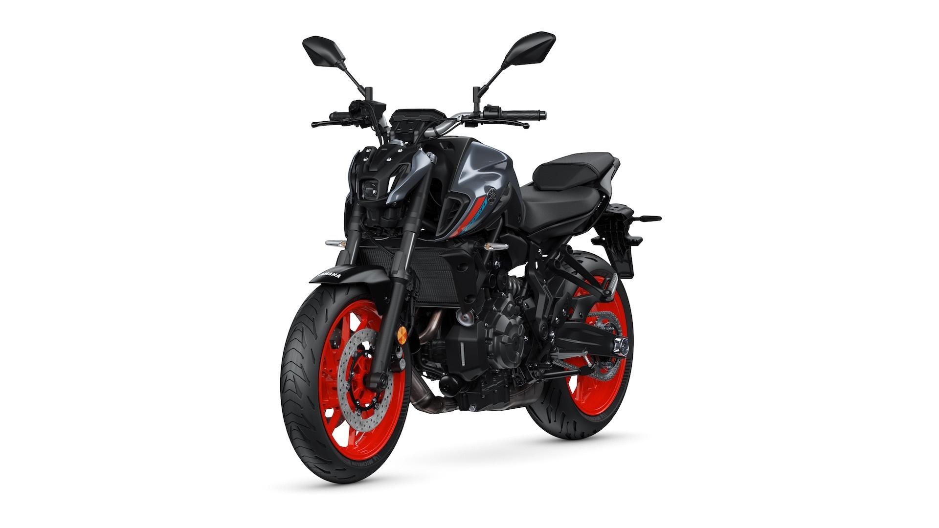 Moto Yamaha Mt07 2021 Estudio7