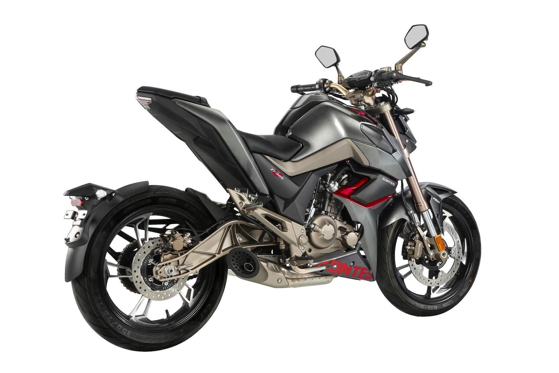Moto Zontes U125 1
