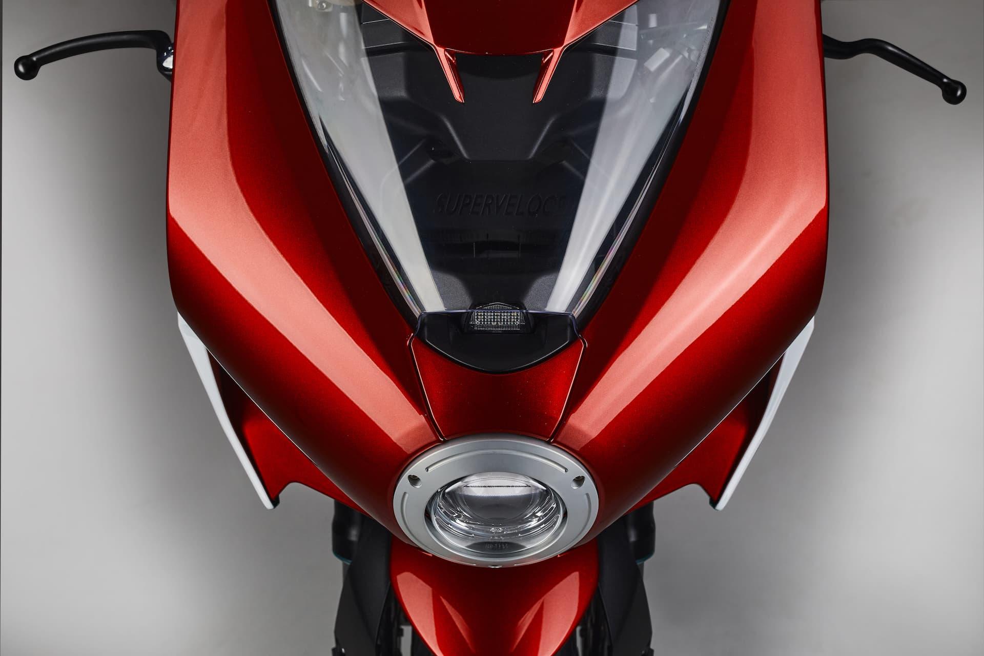 Mv Agusta Moto Superveloce 75 27