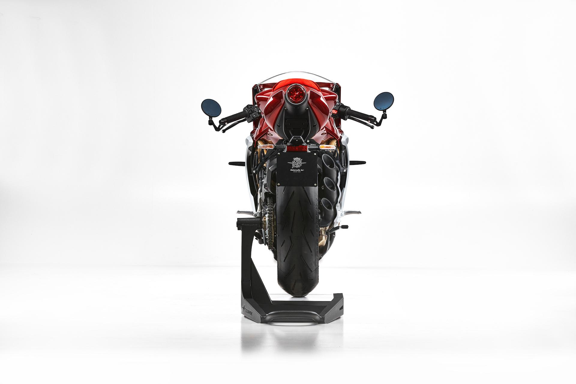 Mv Agusta Moto Superveloce 753