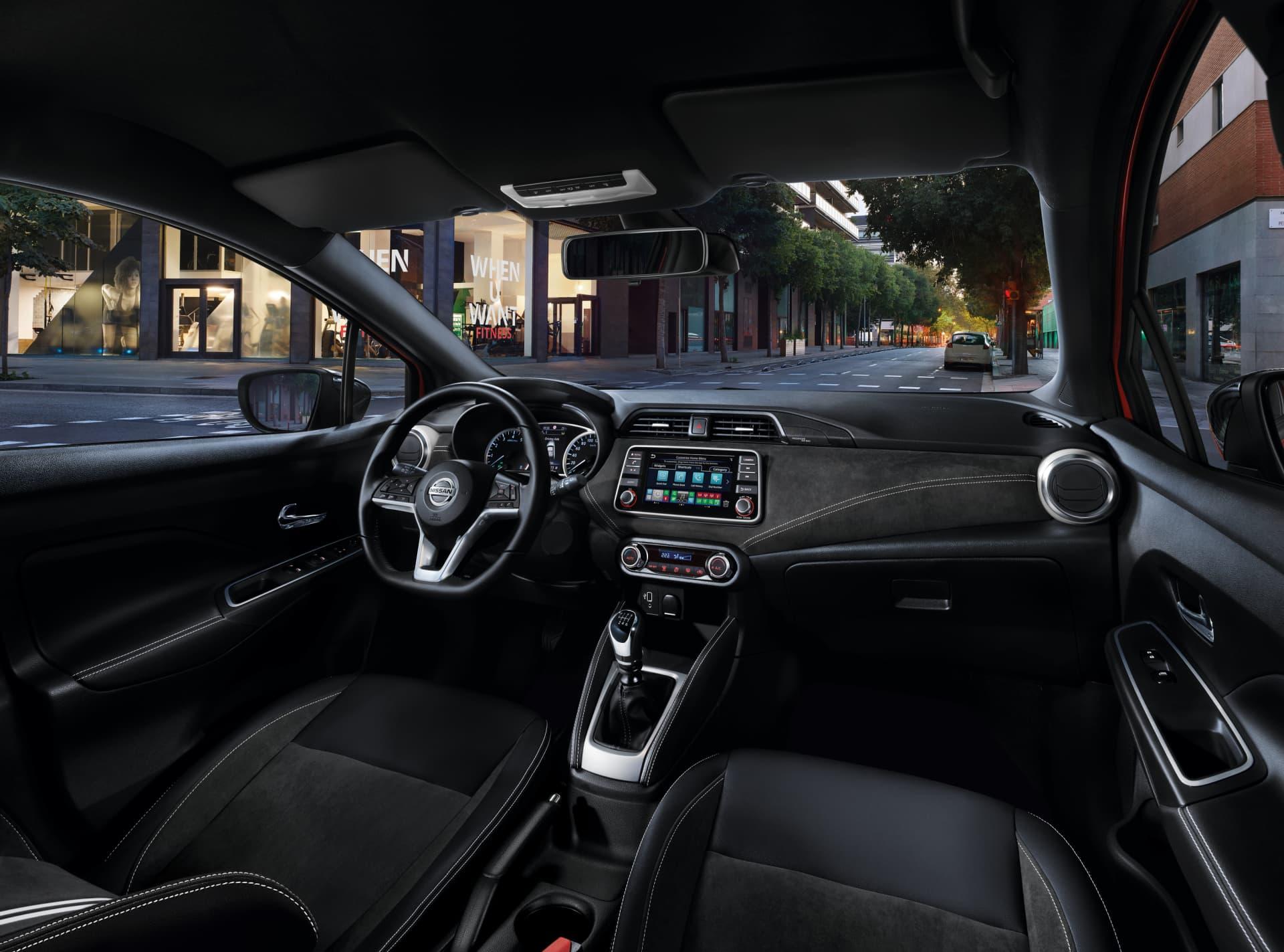 Nissan Micra 2021 09