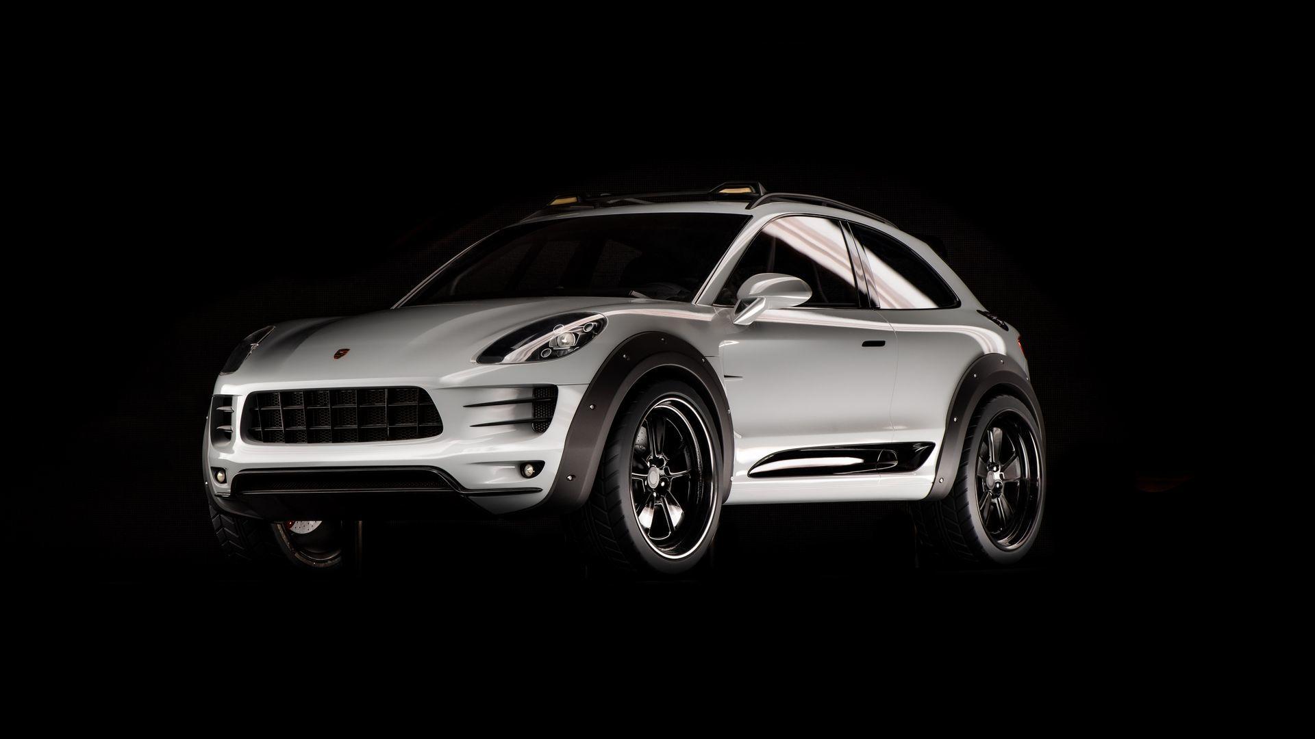 Porsche Macan Safari 1