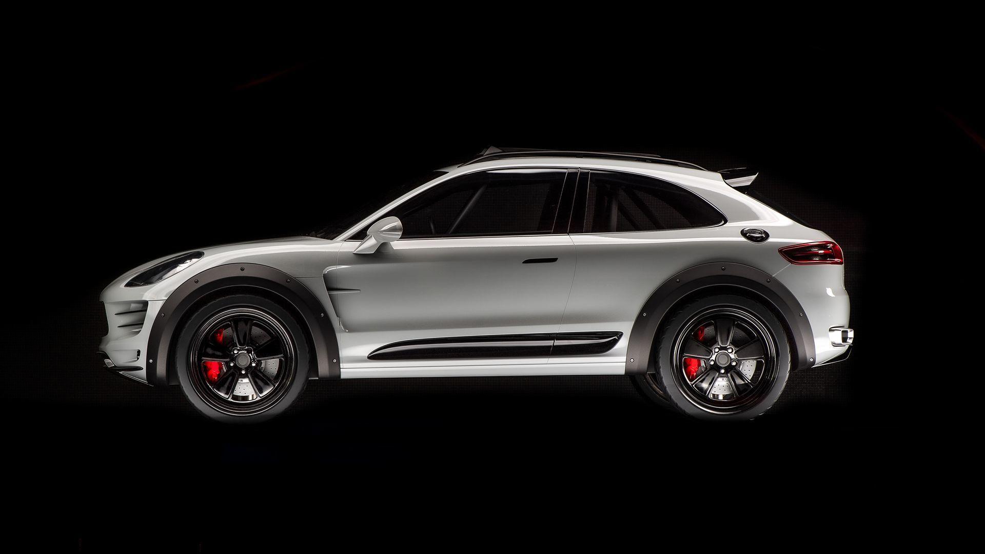Porsche Macan Safari 2