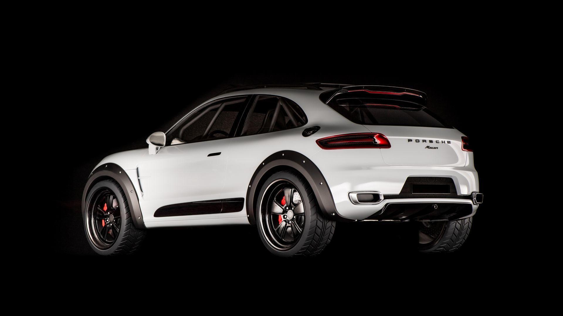 Porsche Macan Safari 4