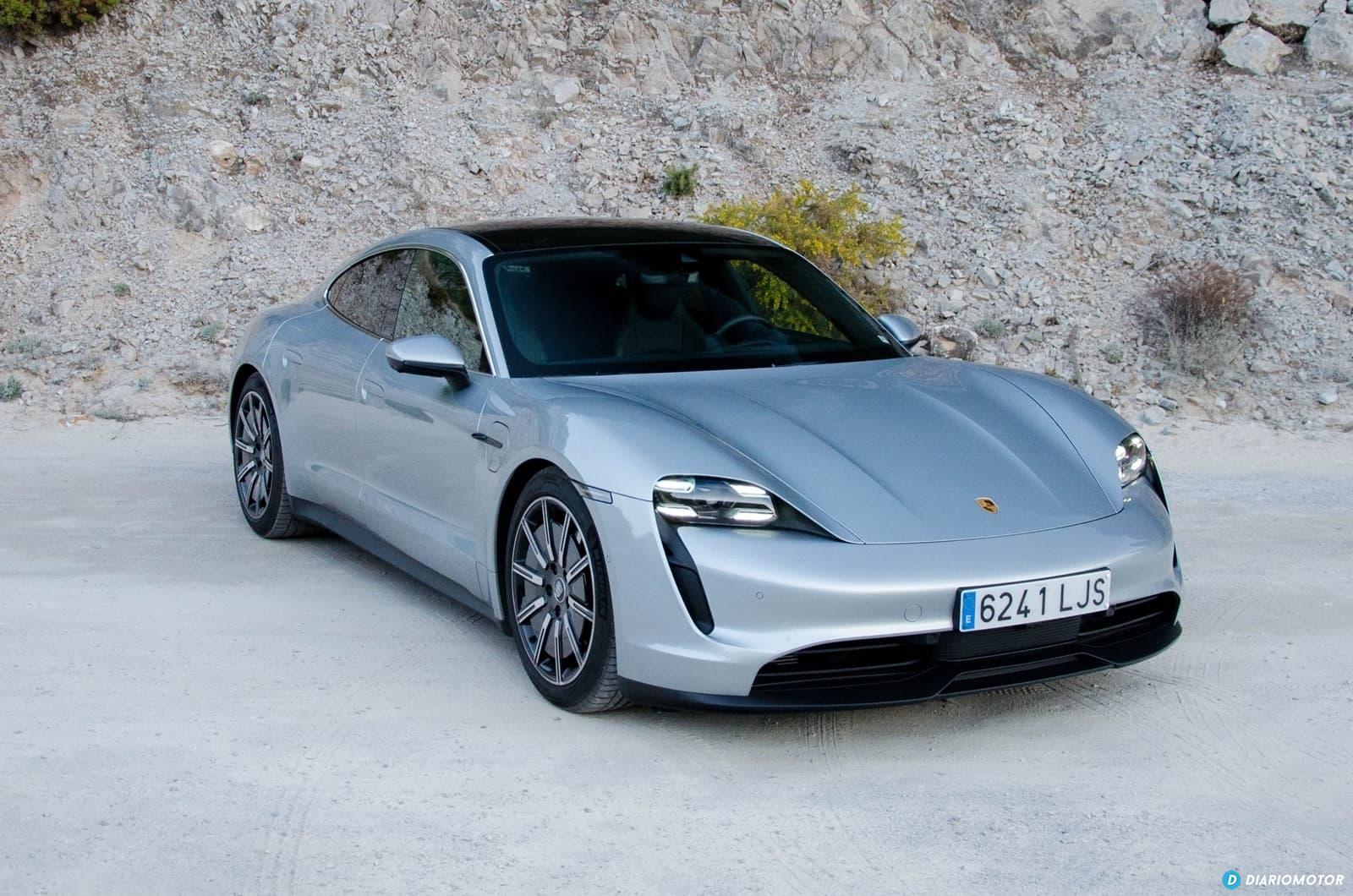 Porsche Taycan 4s Prueba 1120 050