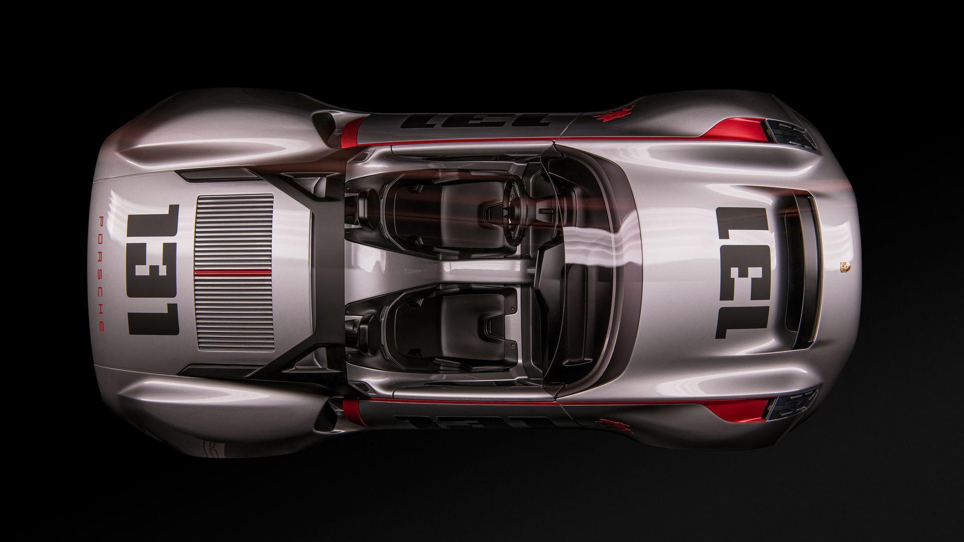 Porsche Vision Spyder Little Rebel 3