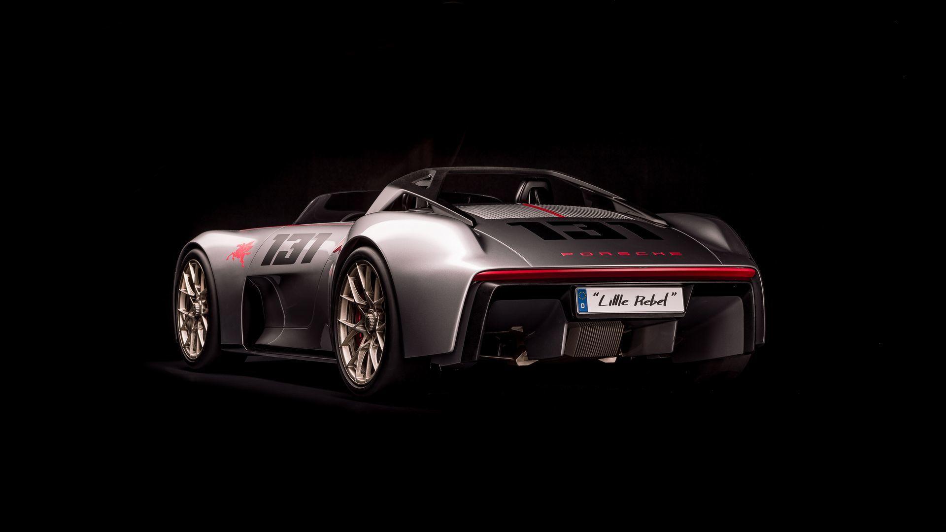 Porsche Vision Spyder Little Rebel 5