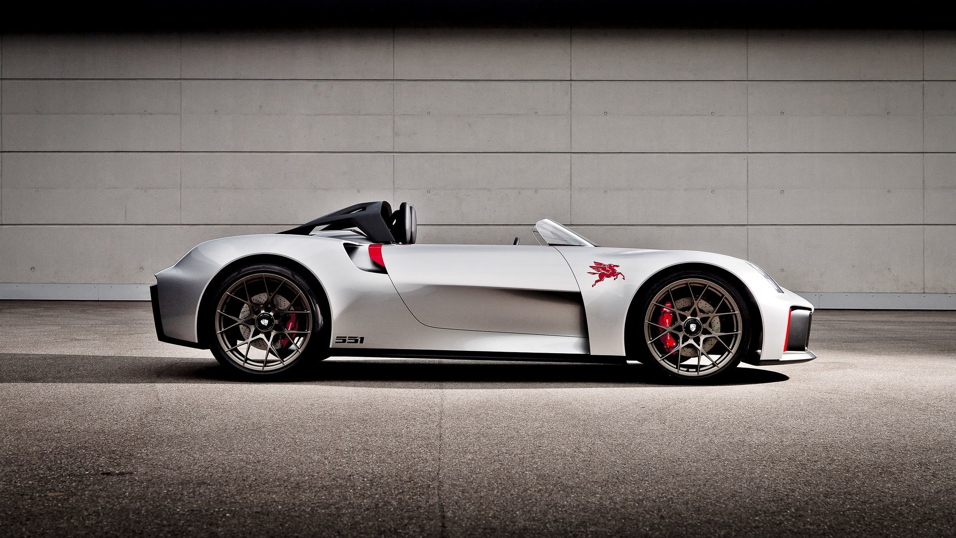 Porsche Vision Spyder Little Rebel 8