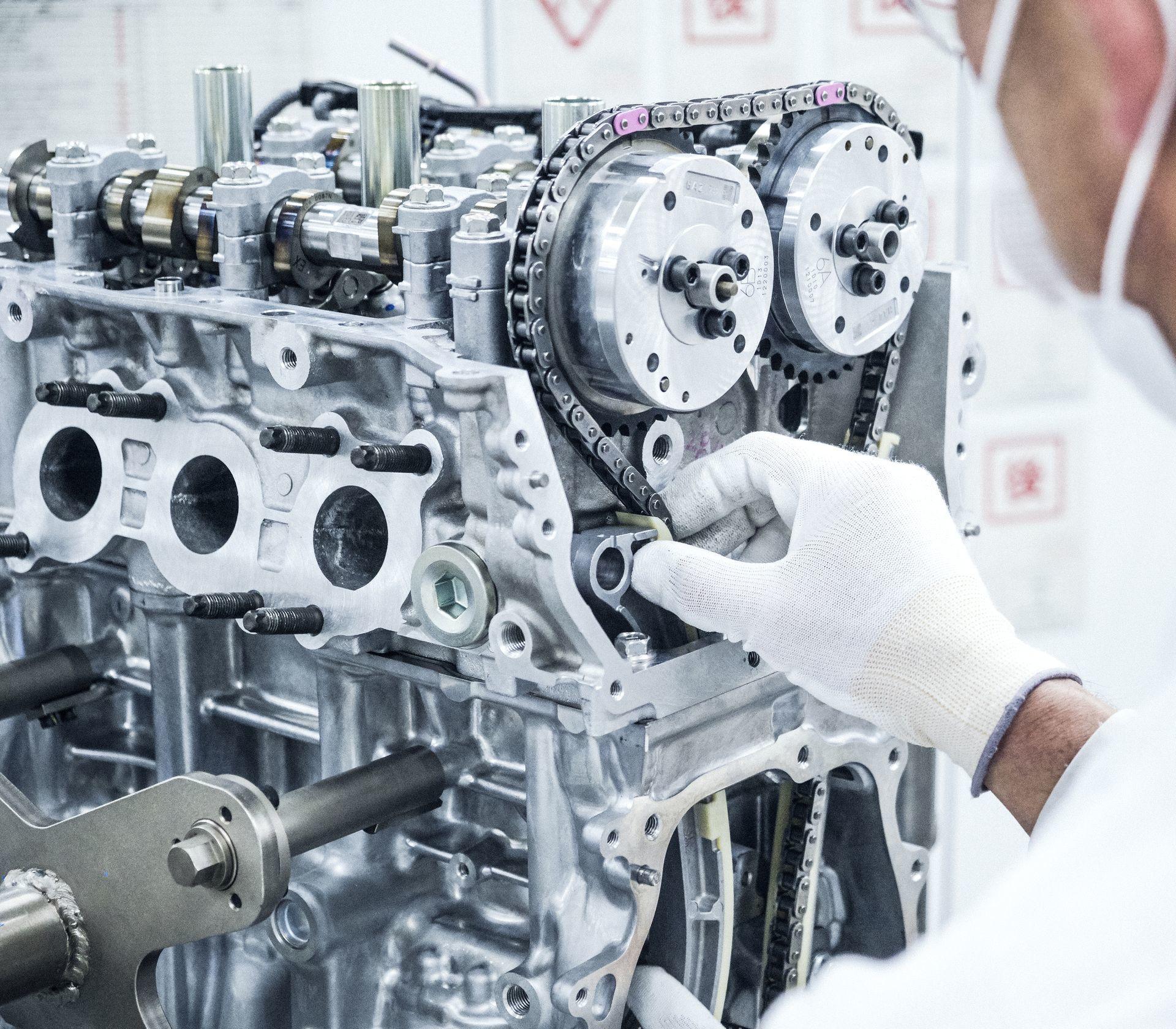 Produccion Toyota Gr Yaris 1