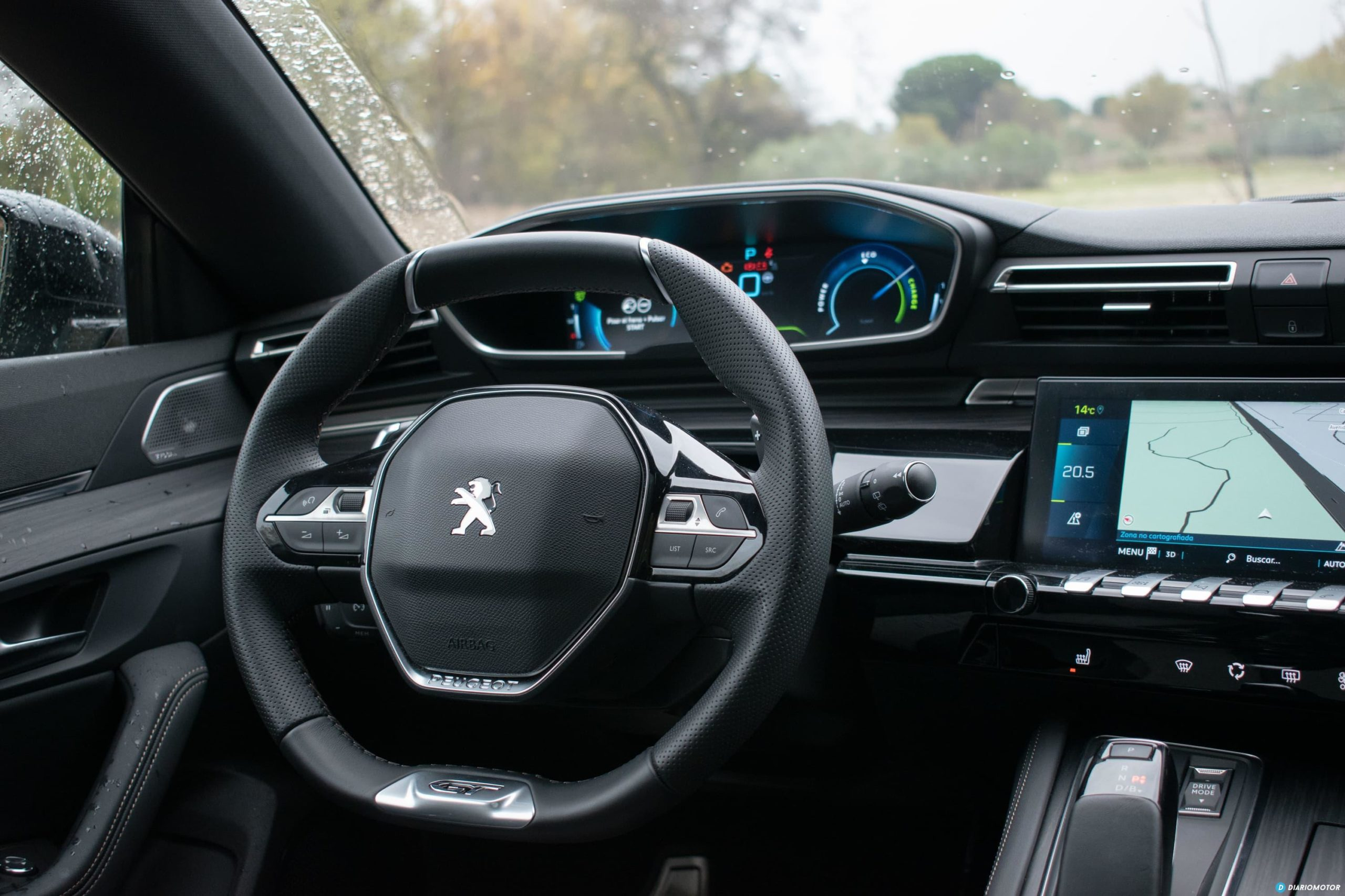 Prueba Contacto Peugeot 508sw Hybrid 17