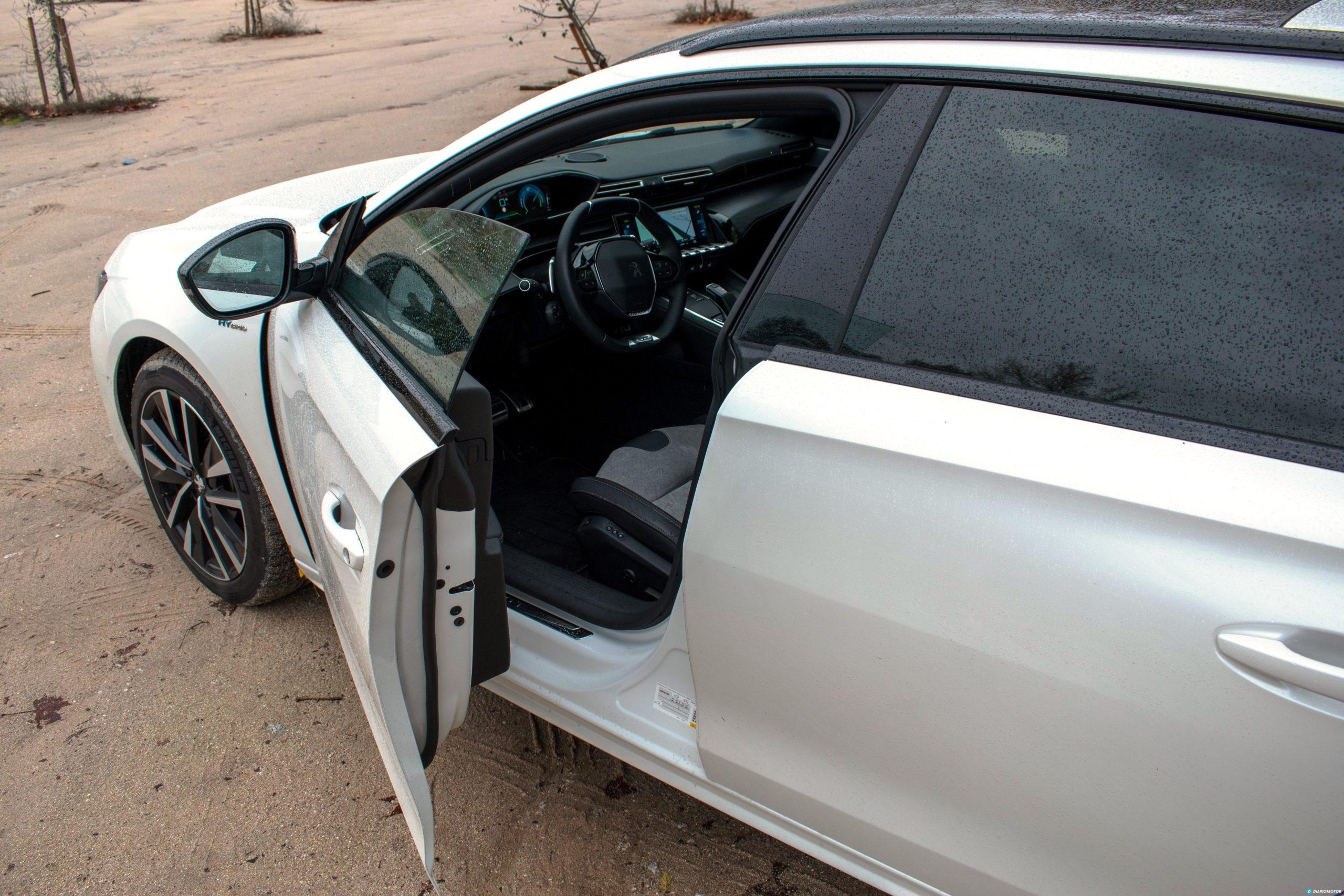 Prueba Contacto Peugeot 508sw Hybrid 23