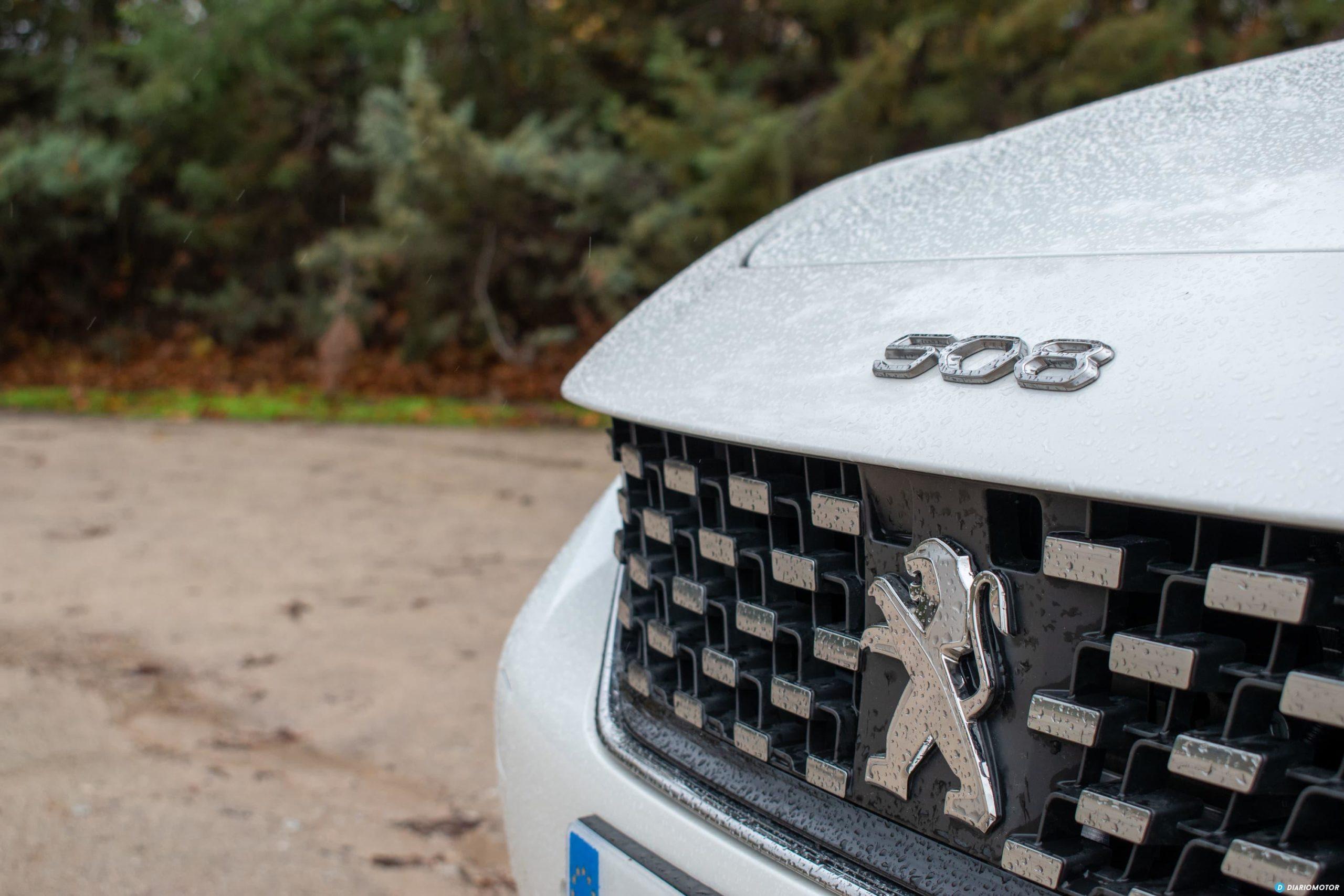 Prueba Contacto Peugeot 508sw Hybrid 5