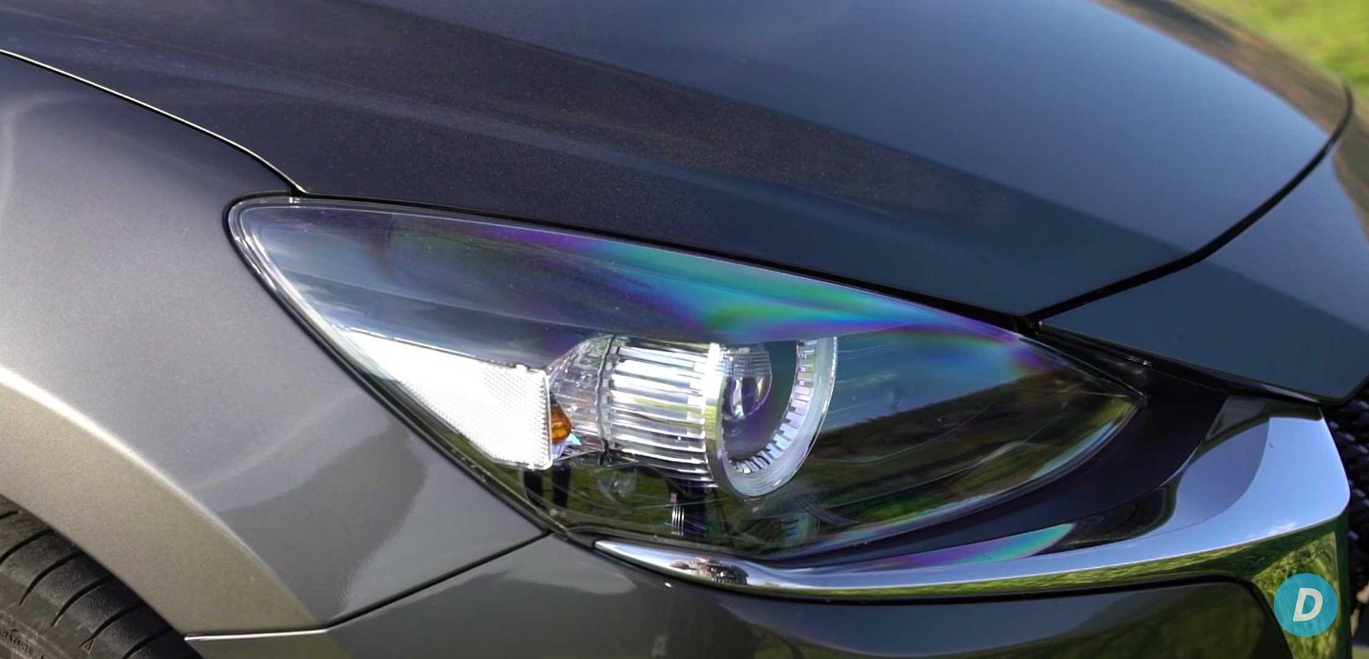 Prueba Mazda 2 2020 2