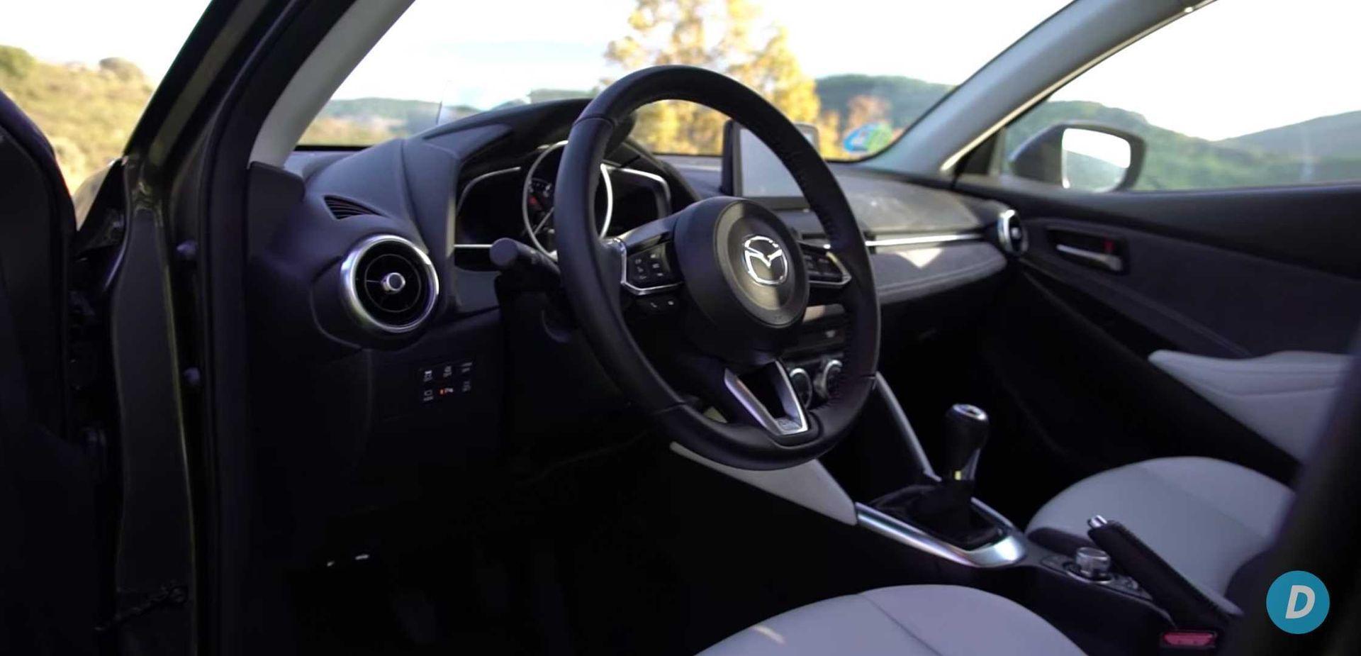 Prueba Mazda 2 2020 3