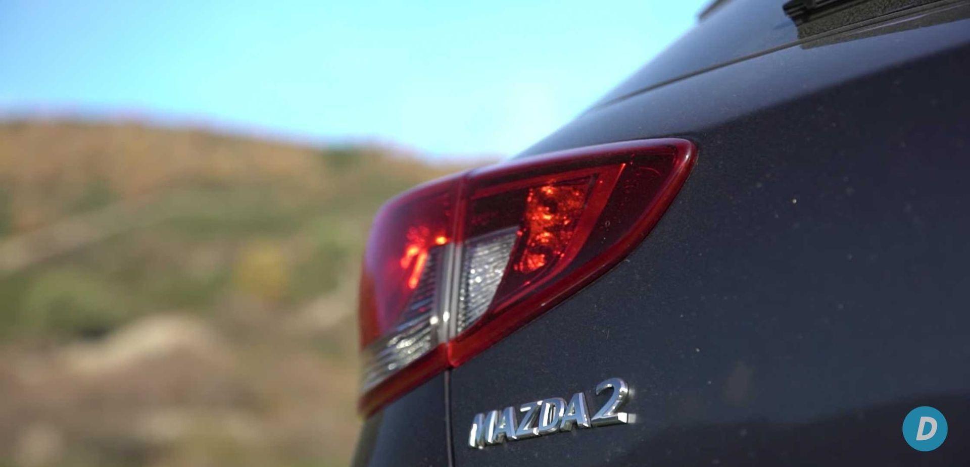 Prueba Mazda 2 2020 4