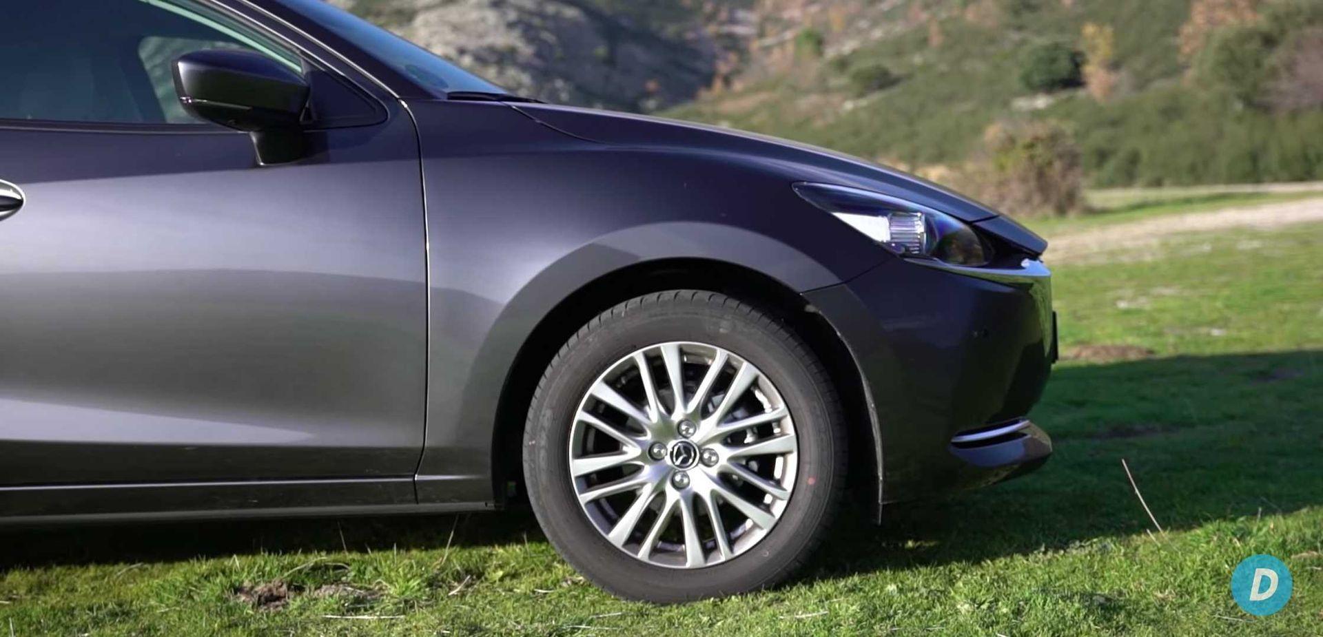 Prueba Mazda 2 2020 9