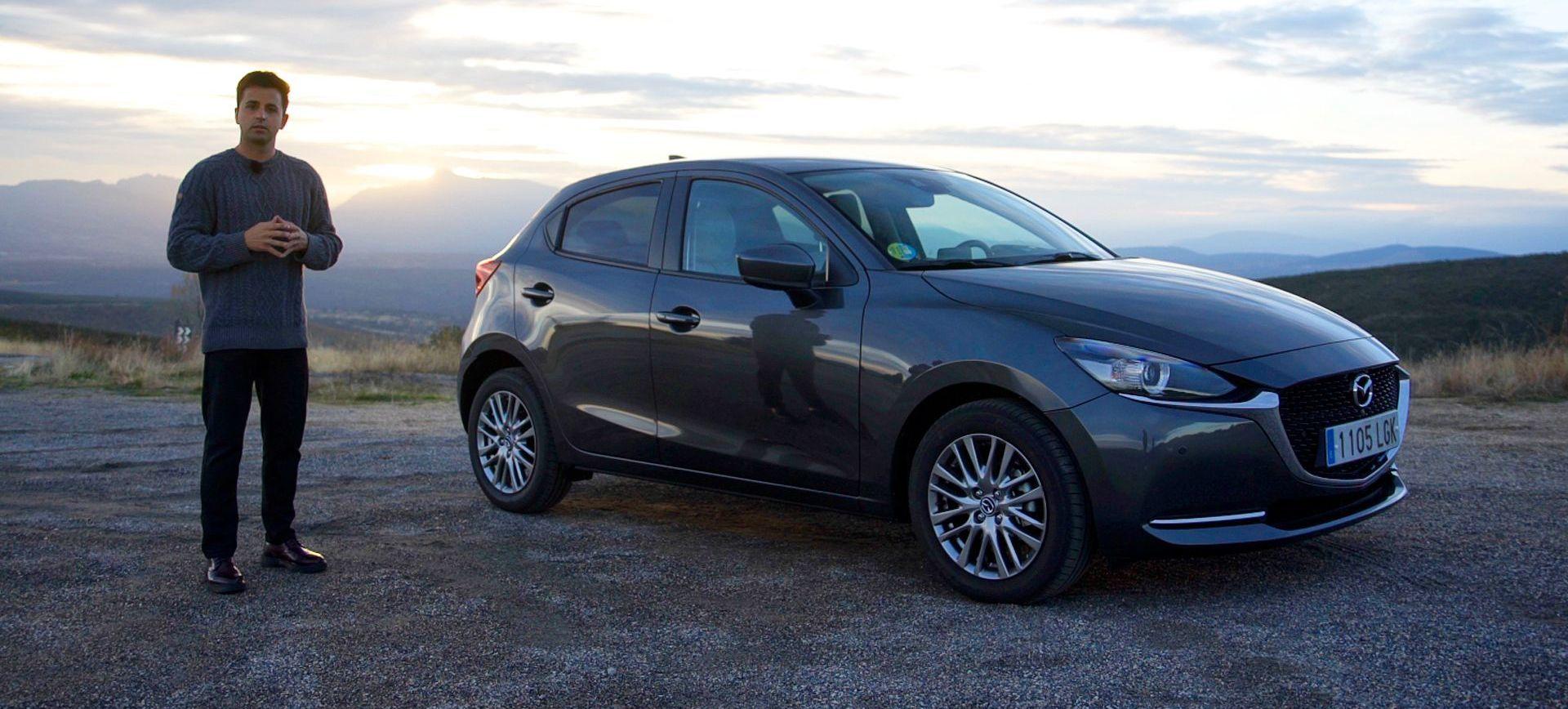 Prueba Mazda 2 2020 P