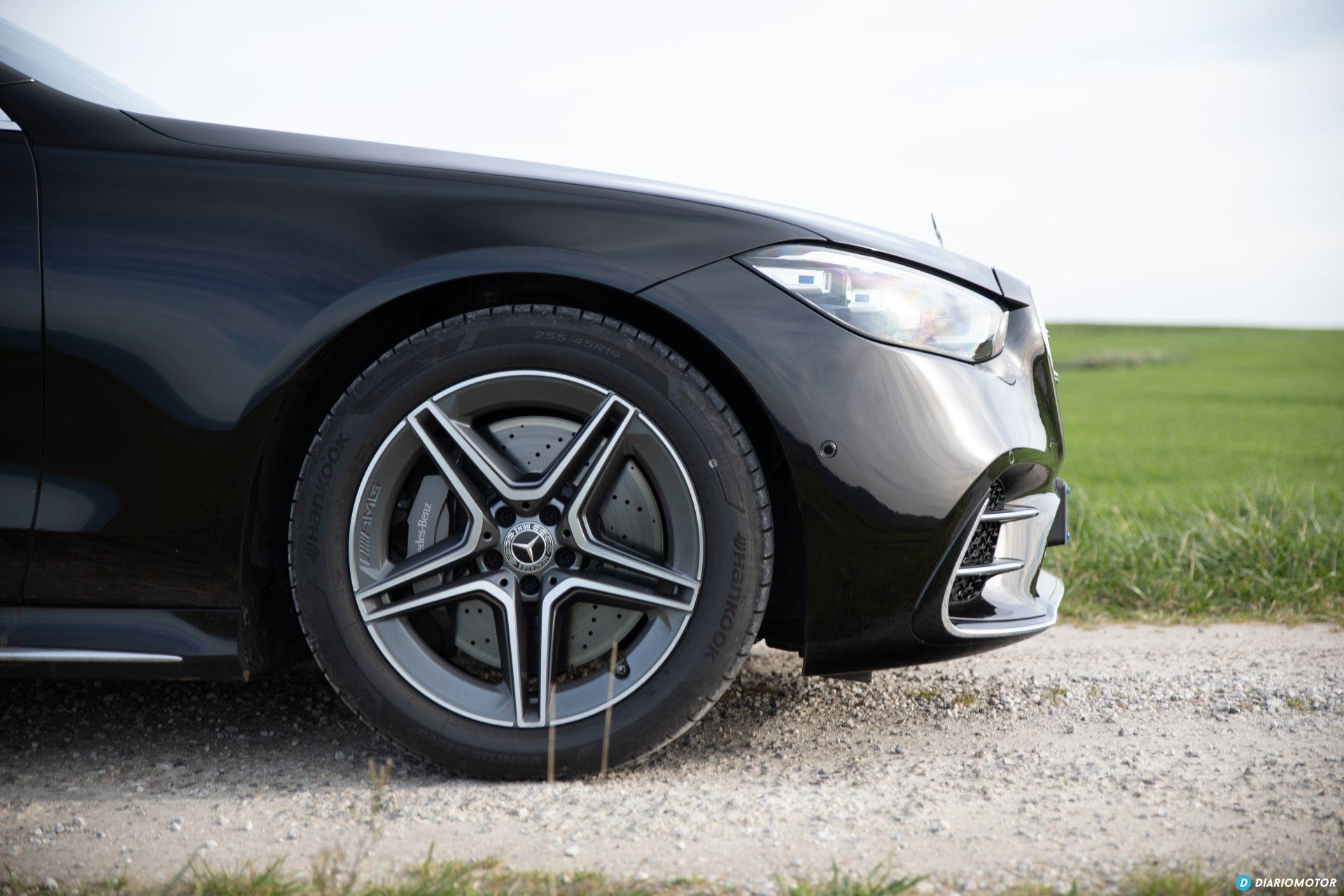 Prueba Mercedes S500 2021 5