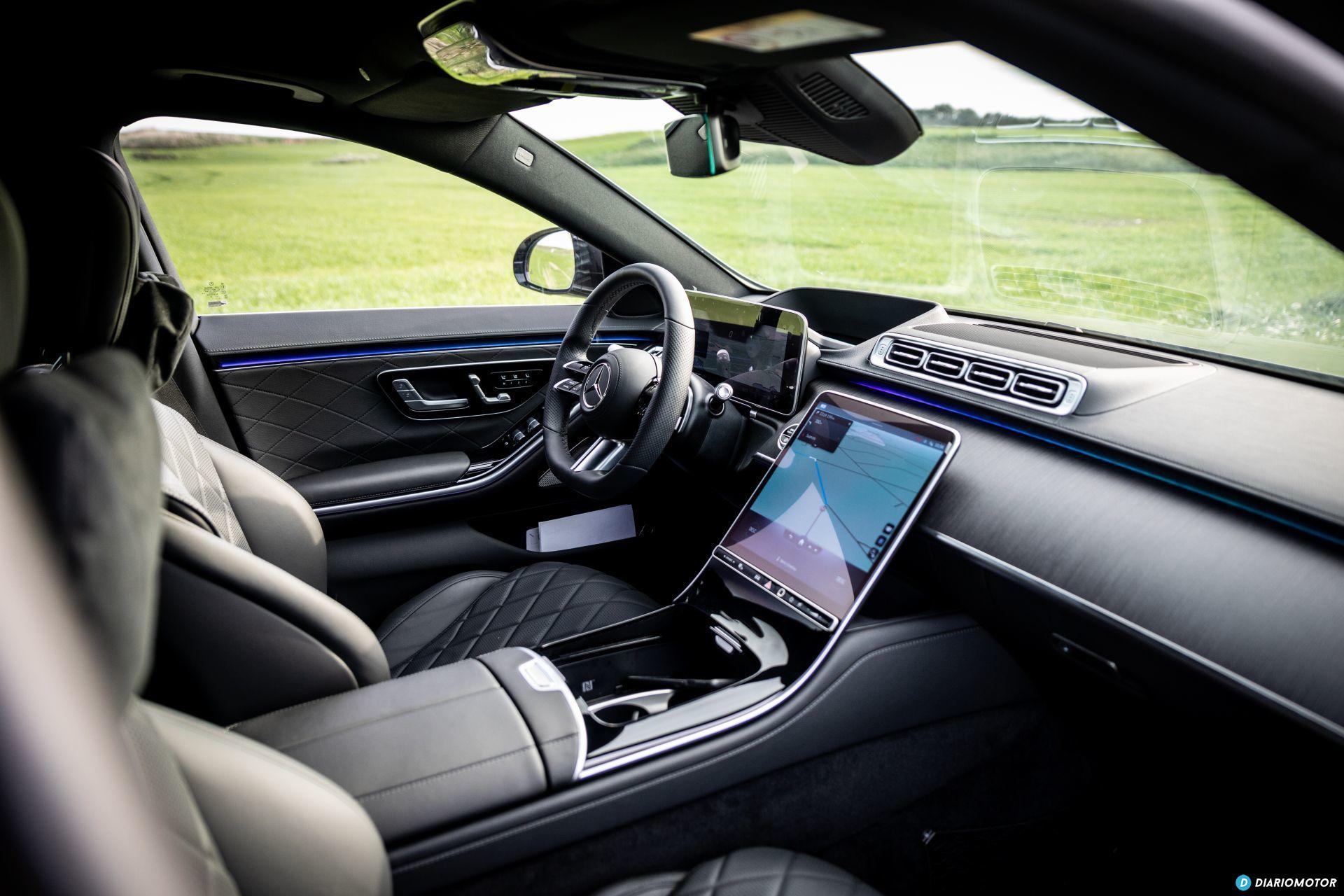 Prueba Mercedes S500 2021 7